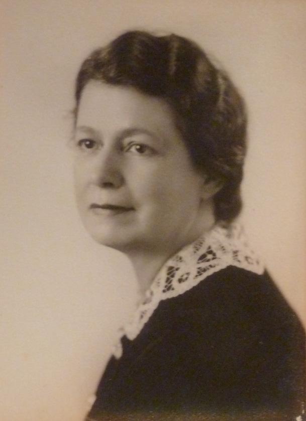 Mrs Lucia Lucy <i>Norris</i> Davis