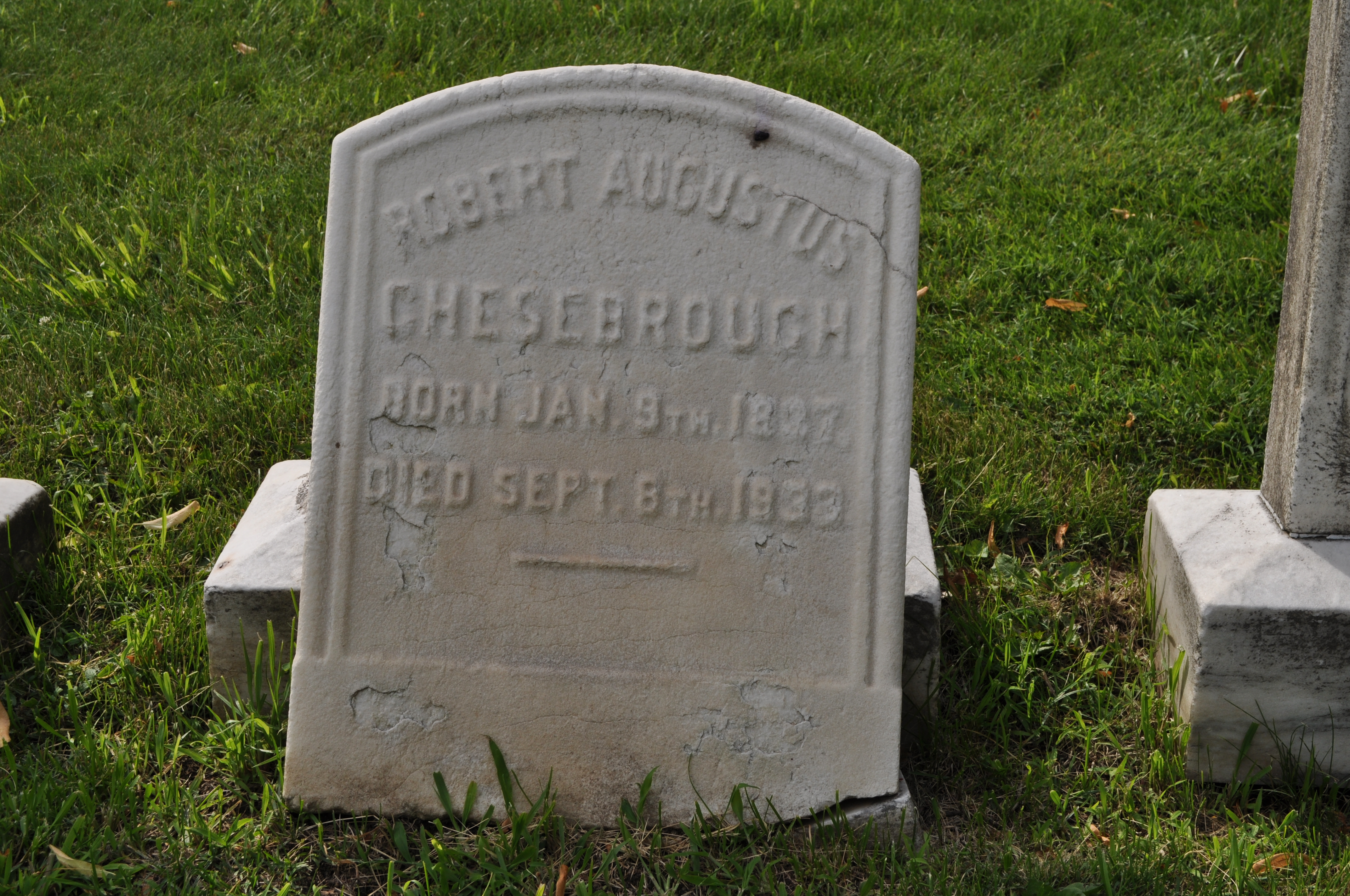 Robert Augustus Chesebrough