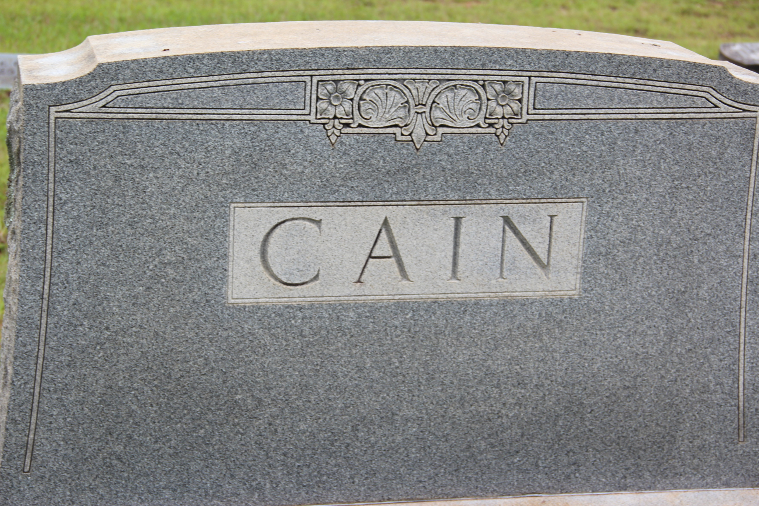 Maude E Cain