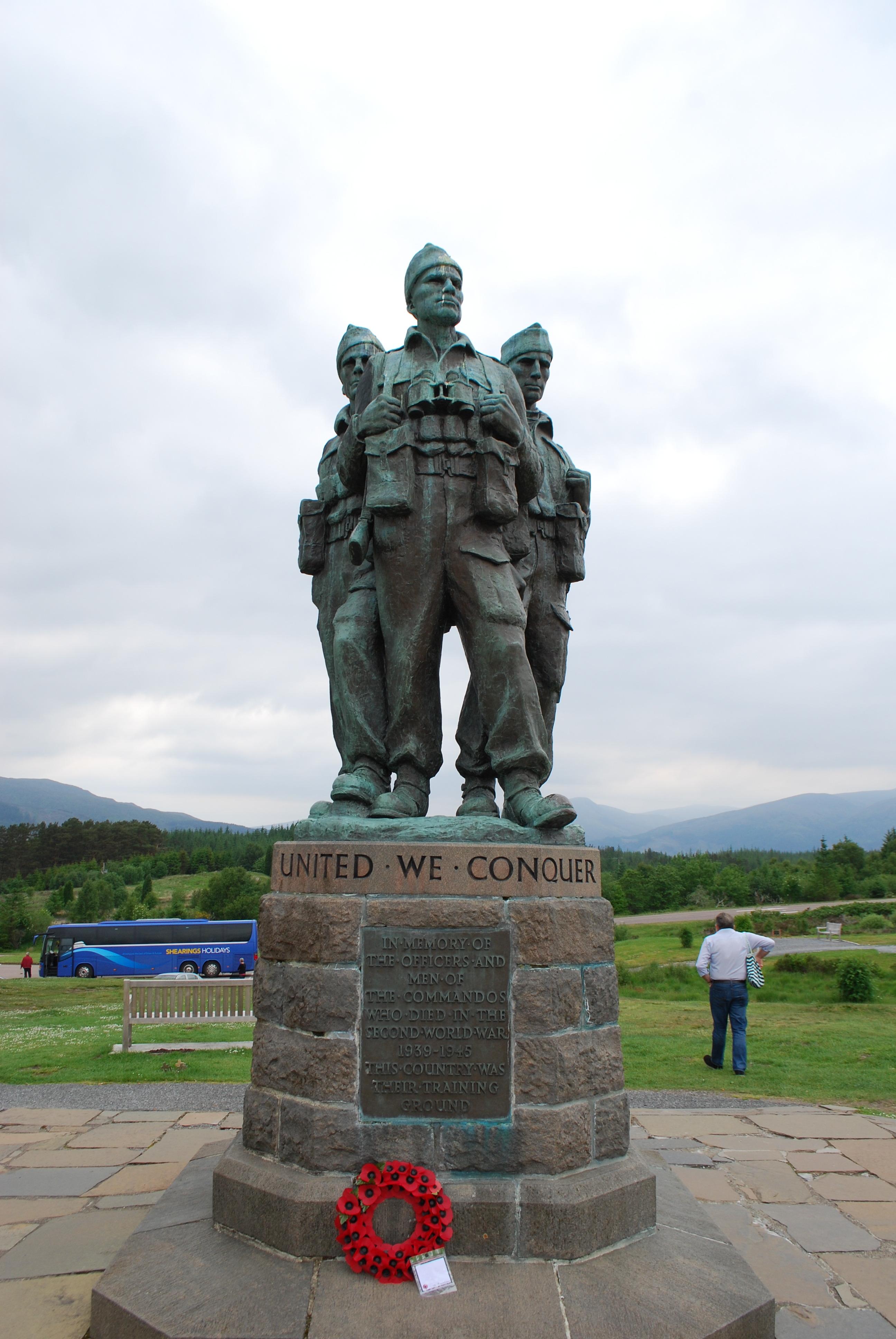 Commando Memorial in Spean Bridge, Highland - Find A Grave Cemetery