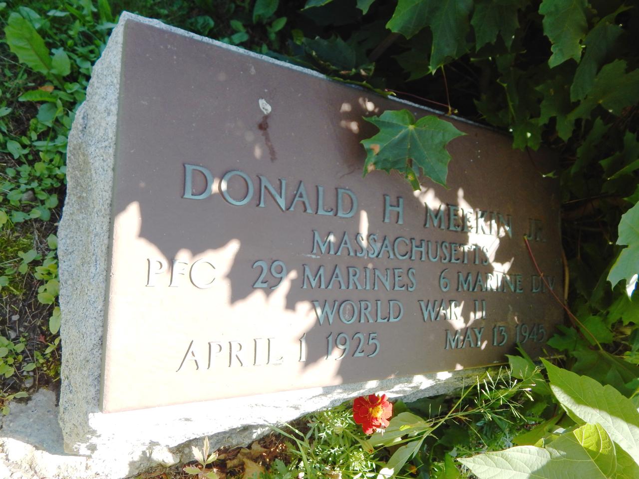 Donald Hamilton Meekin, Jr