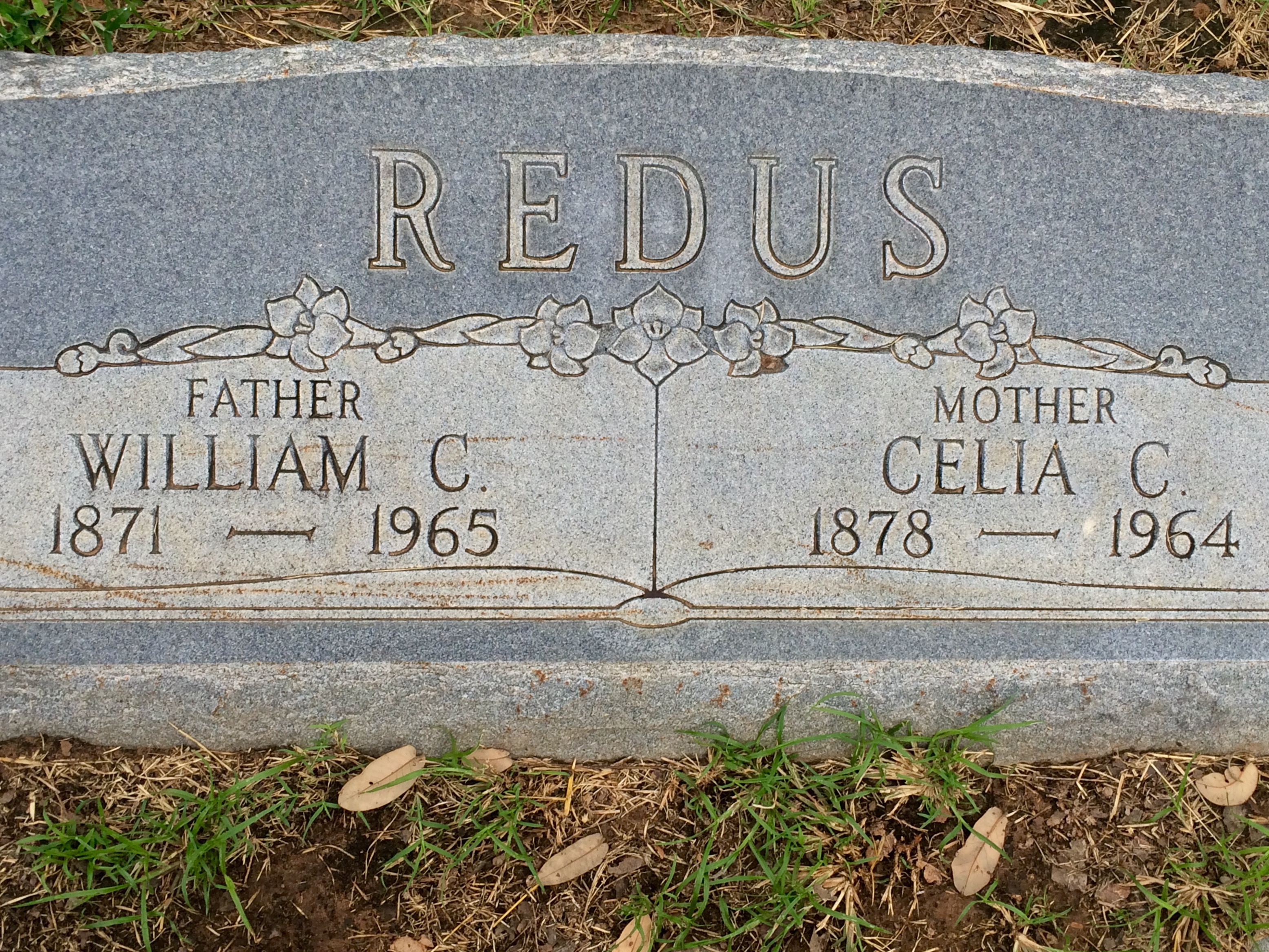 Celia Charity <i>Crutchfield</i> Redus