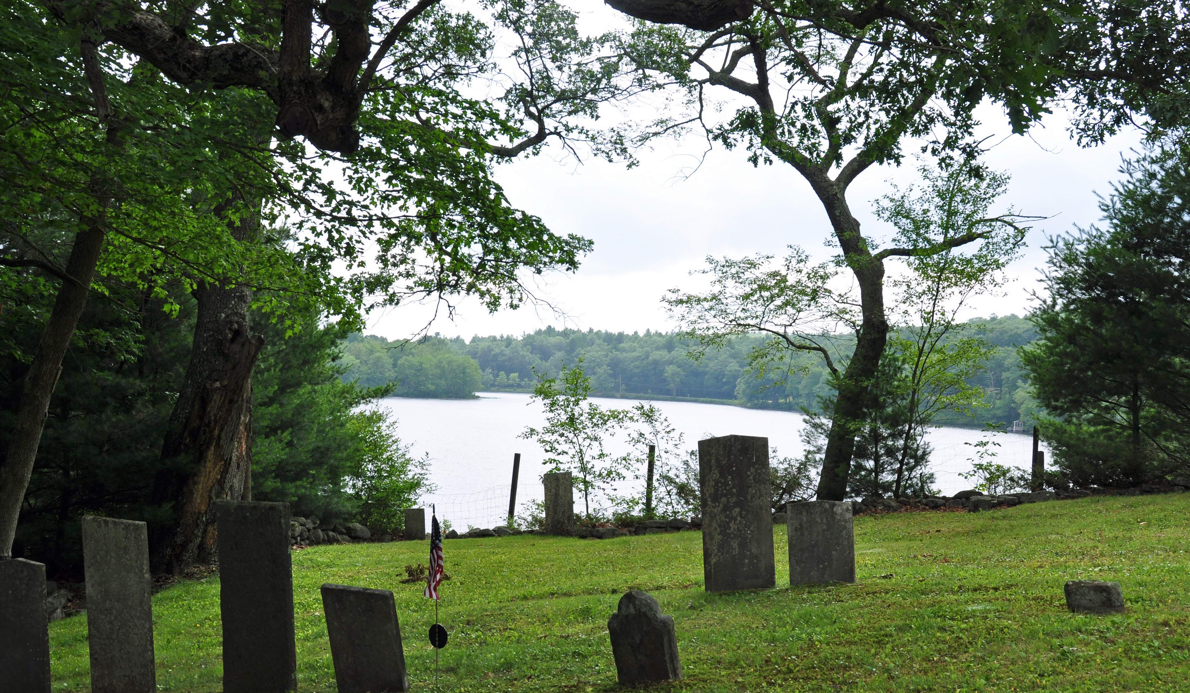 Hall District Cemetery