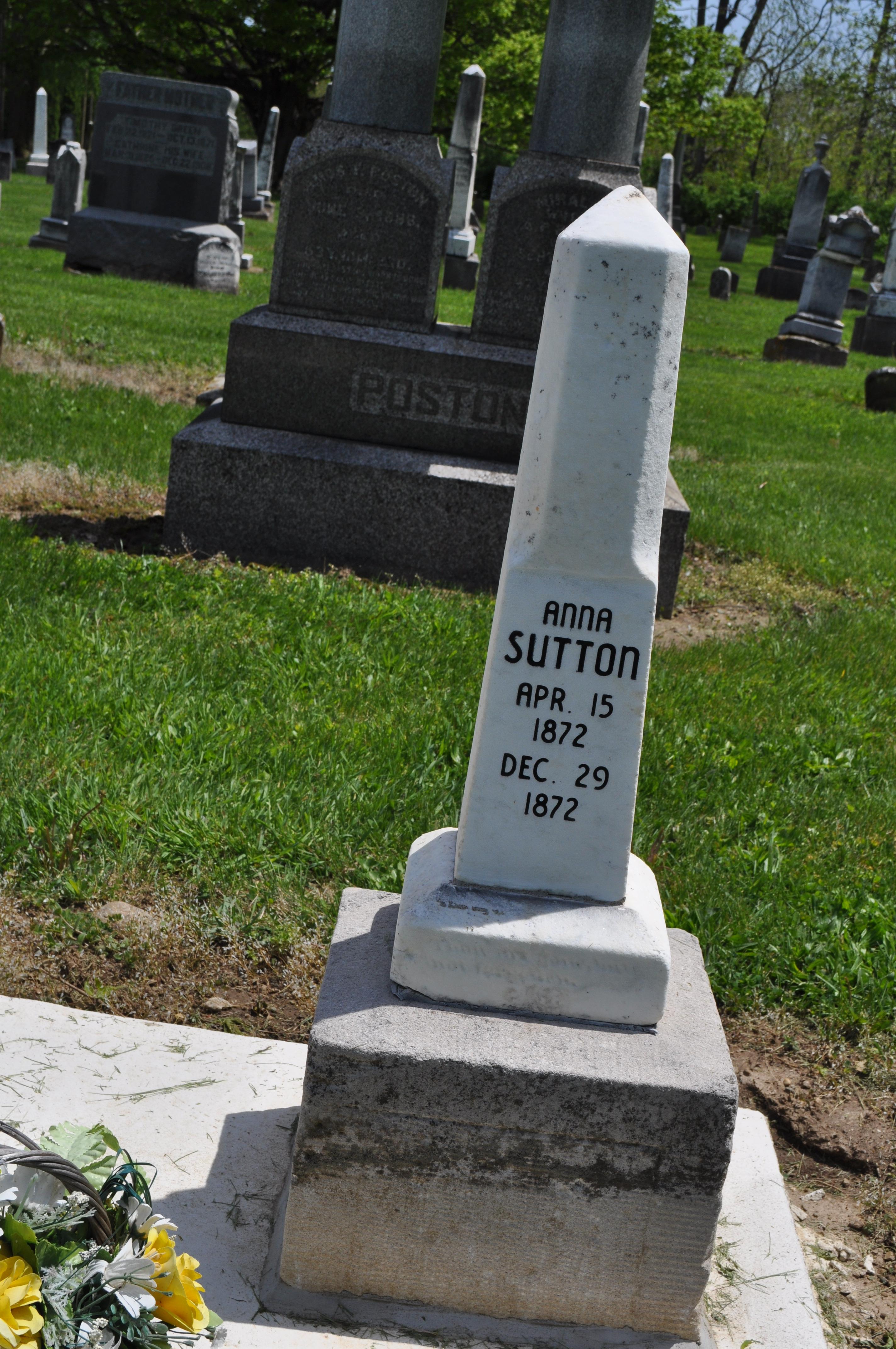 Anna Sutton