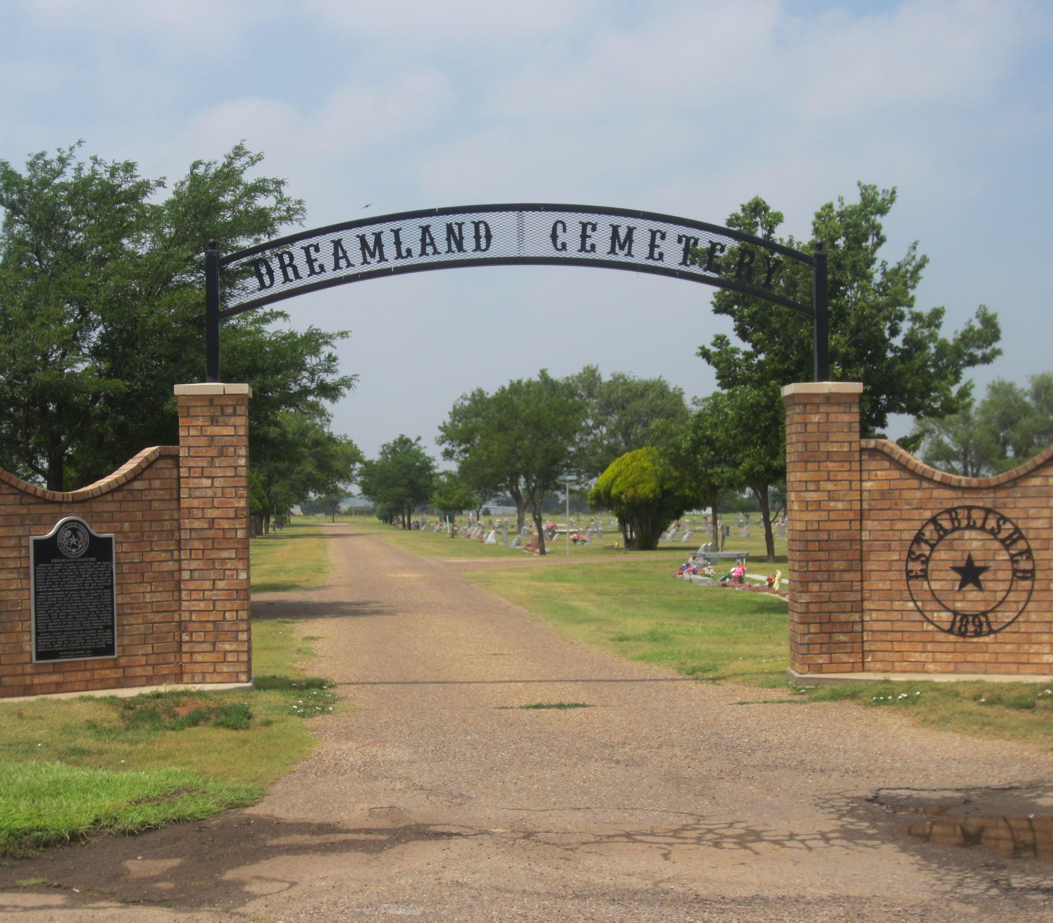 Dreamland Cemetery