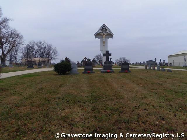 Saint Josephs Catholic Cemetery (new)