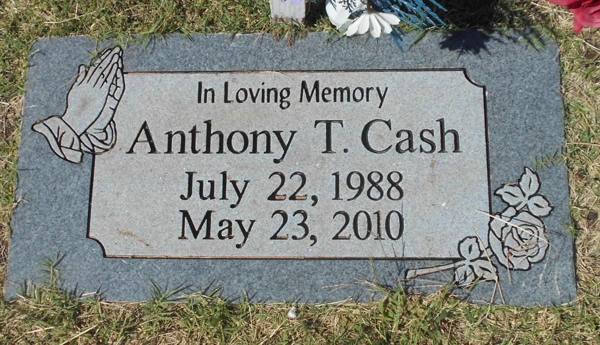 Anthony T Cash