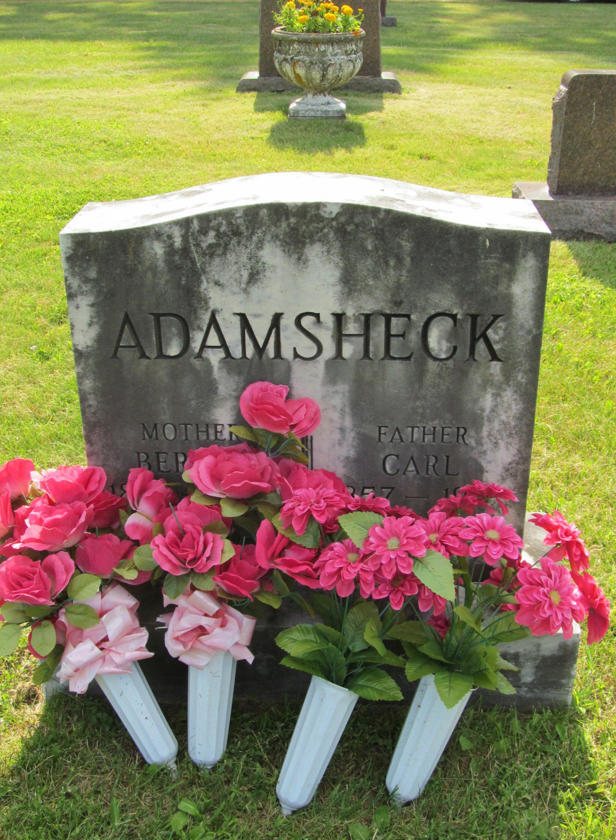 Carl Adamsheck
