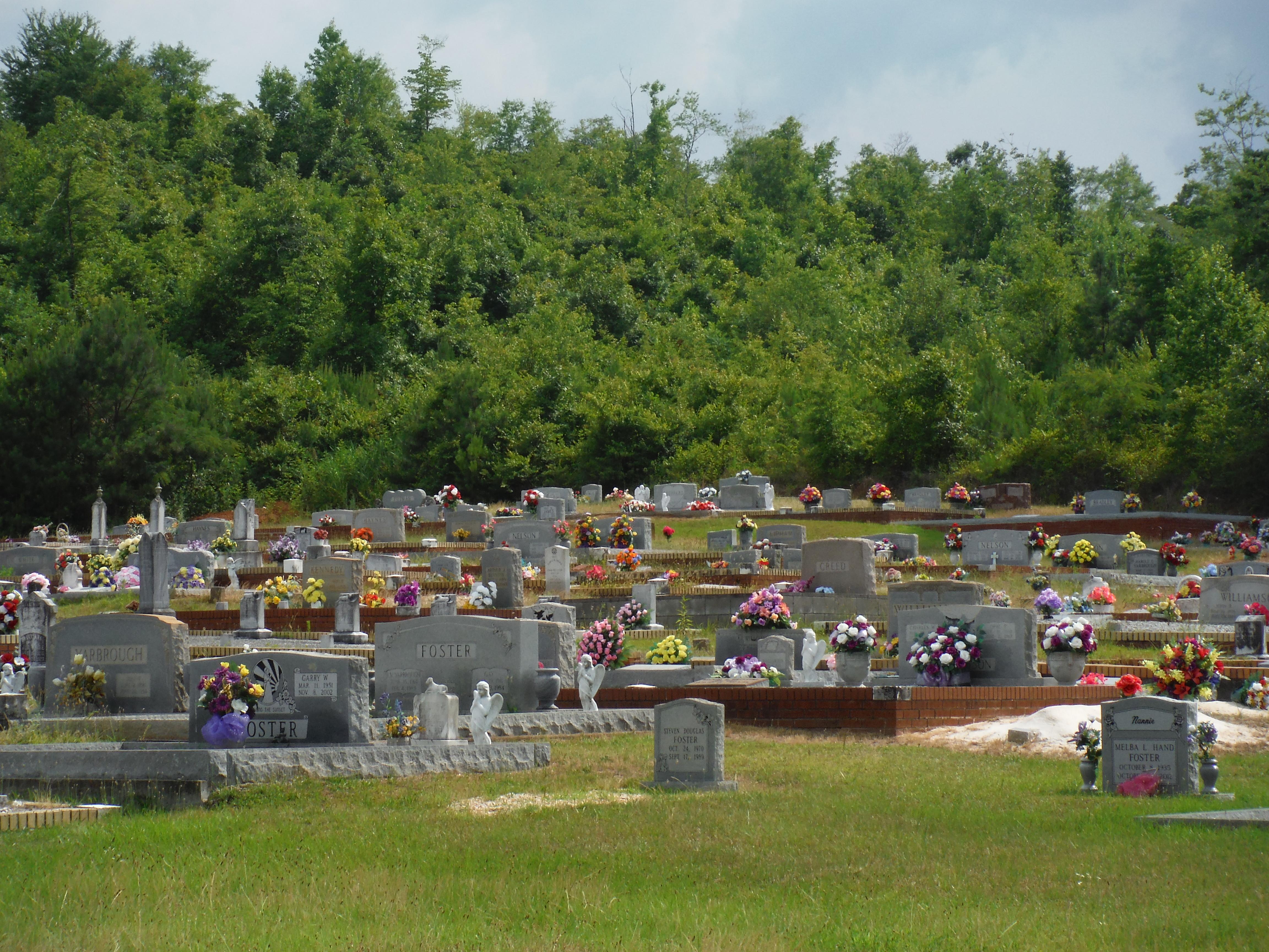 Valley Grove Primitive Baptist Church Cemetery