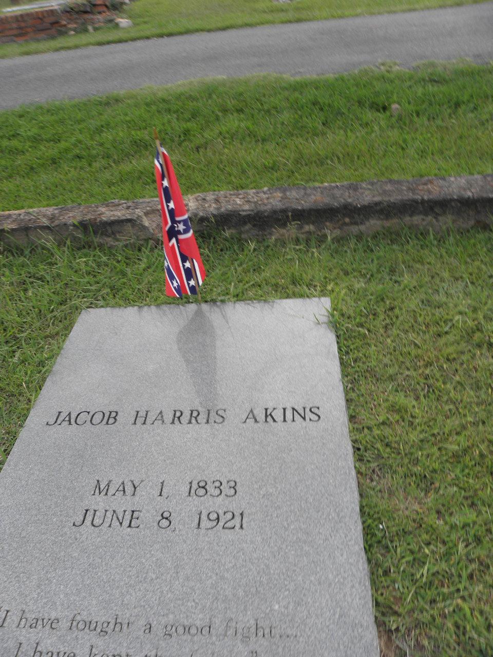 Jacob Harris Akins