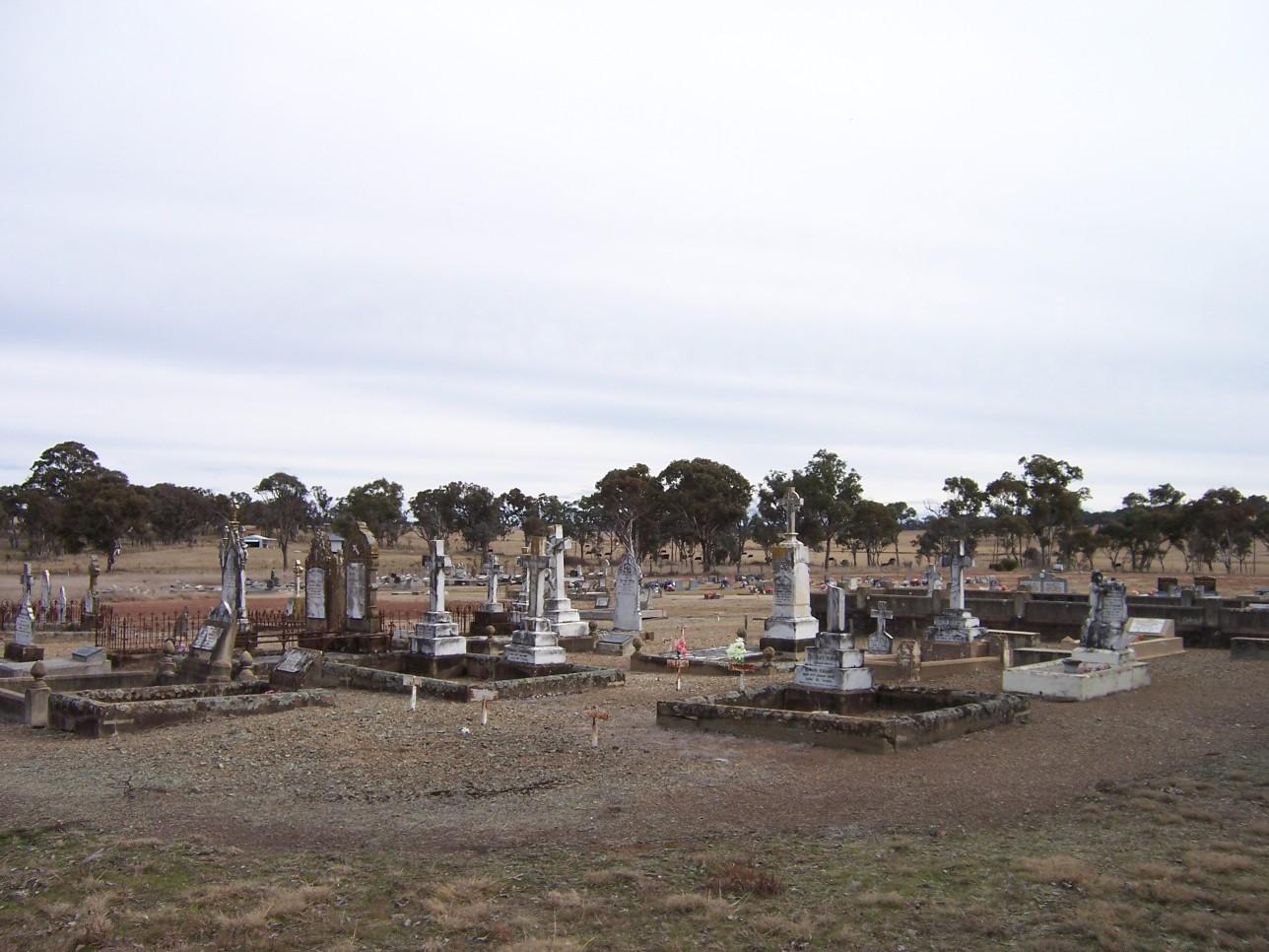 Deepwater General Cemetery