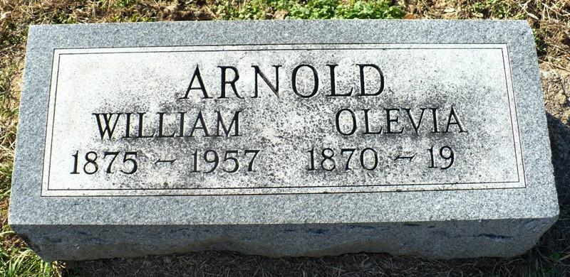 Olevia <i>Snead</i> Arnold