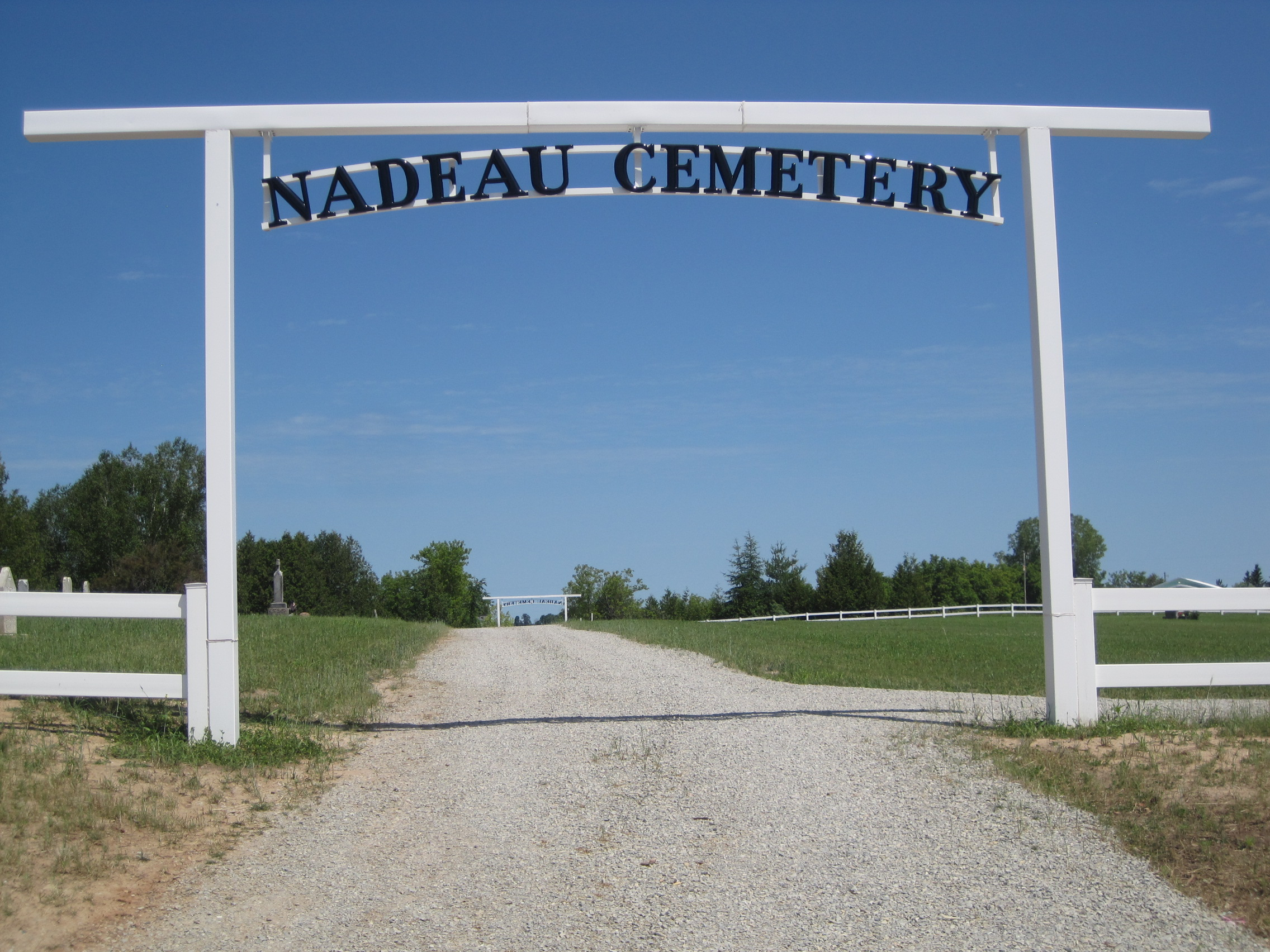 Nadeau Township Cemetery