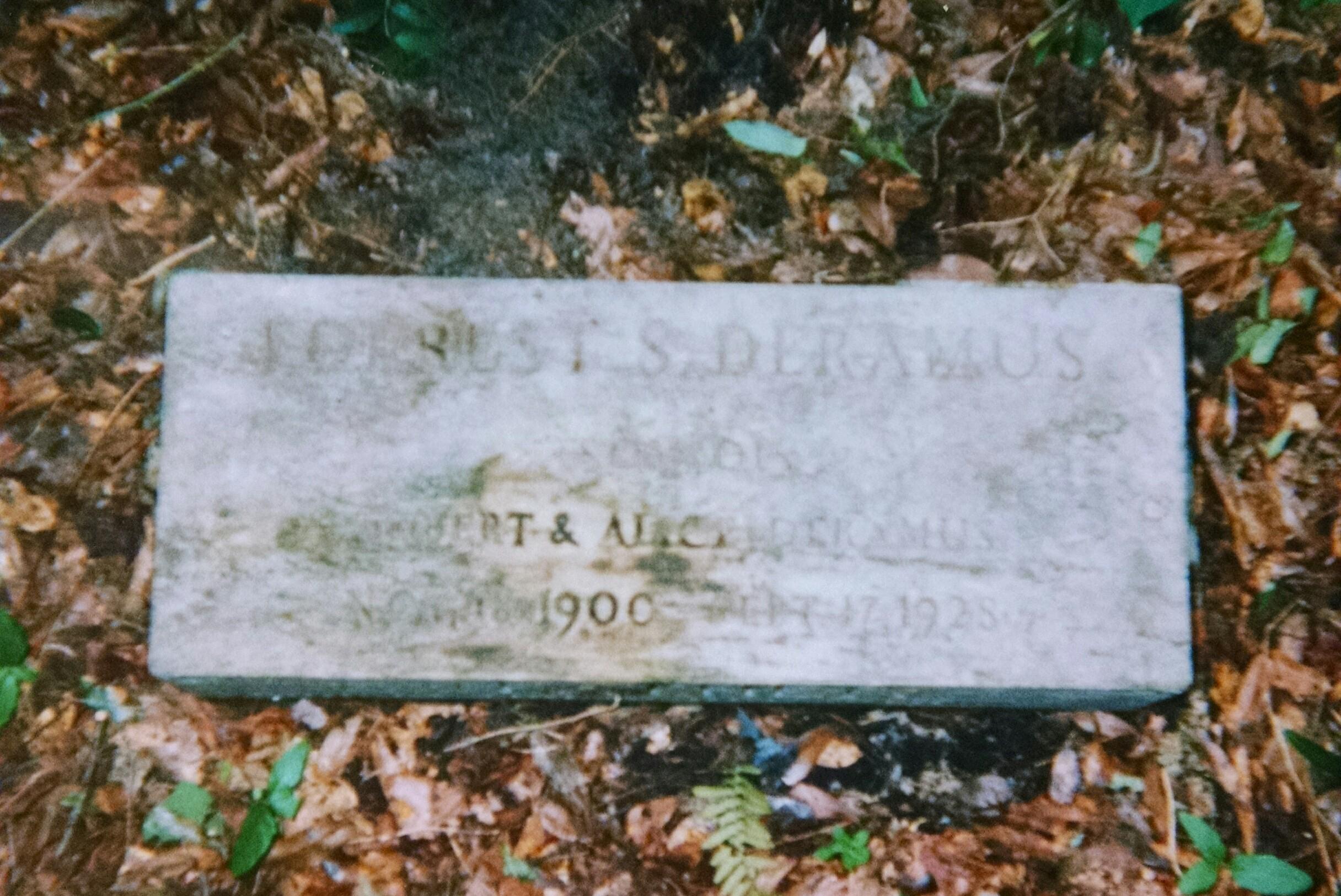Forrest Sanford DeRamus, Sr