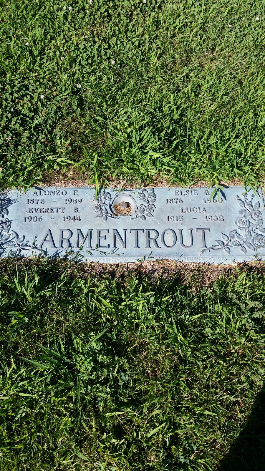 Everett Brown Armentrout