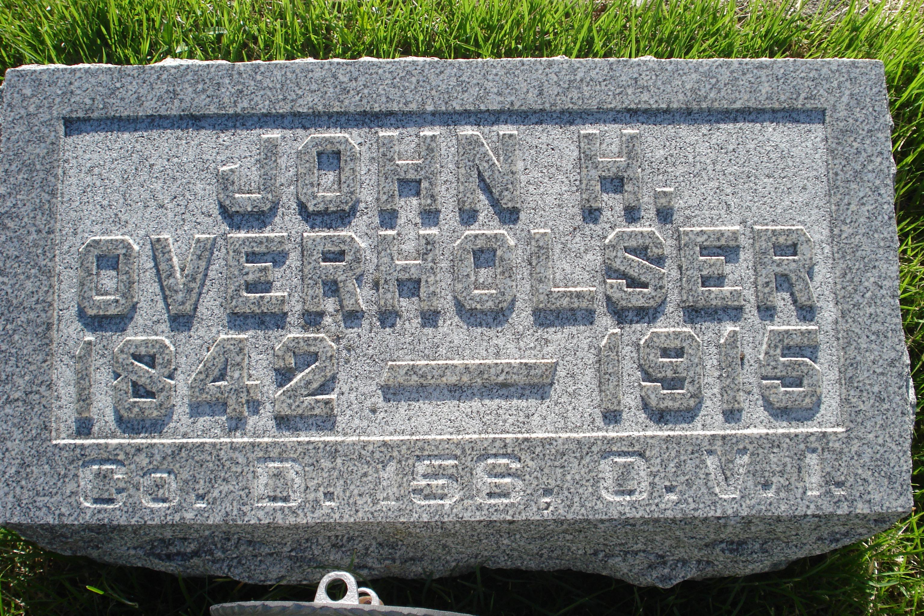 John Henry Overholser