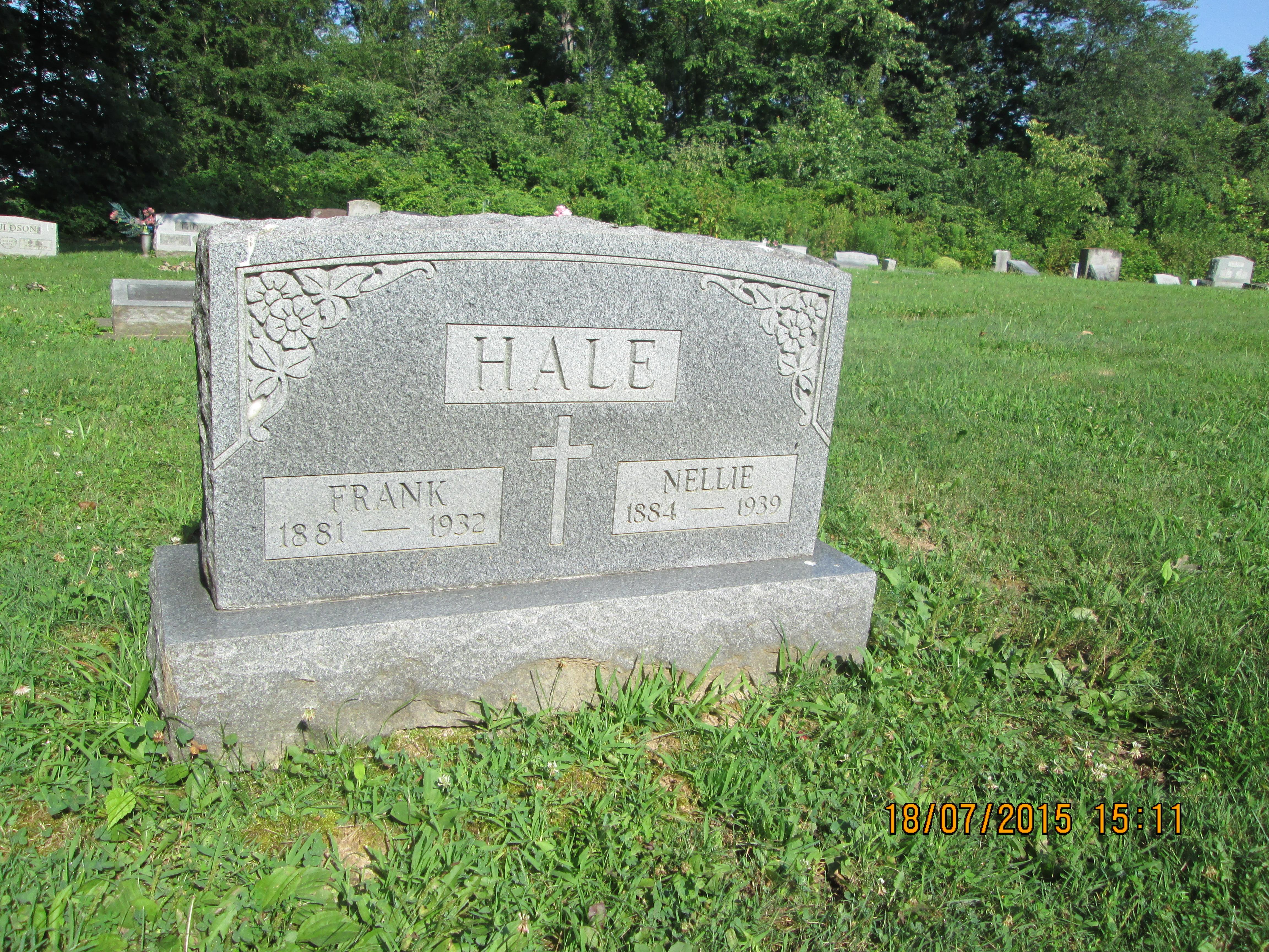 Nellie <i>Carrico</i> Hale