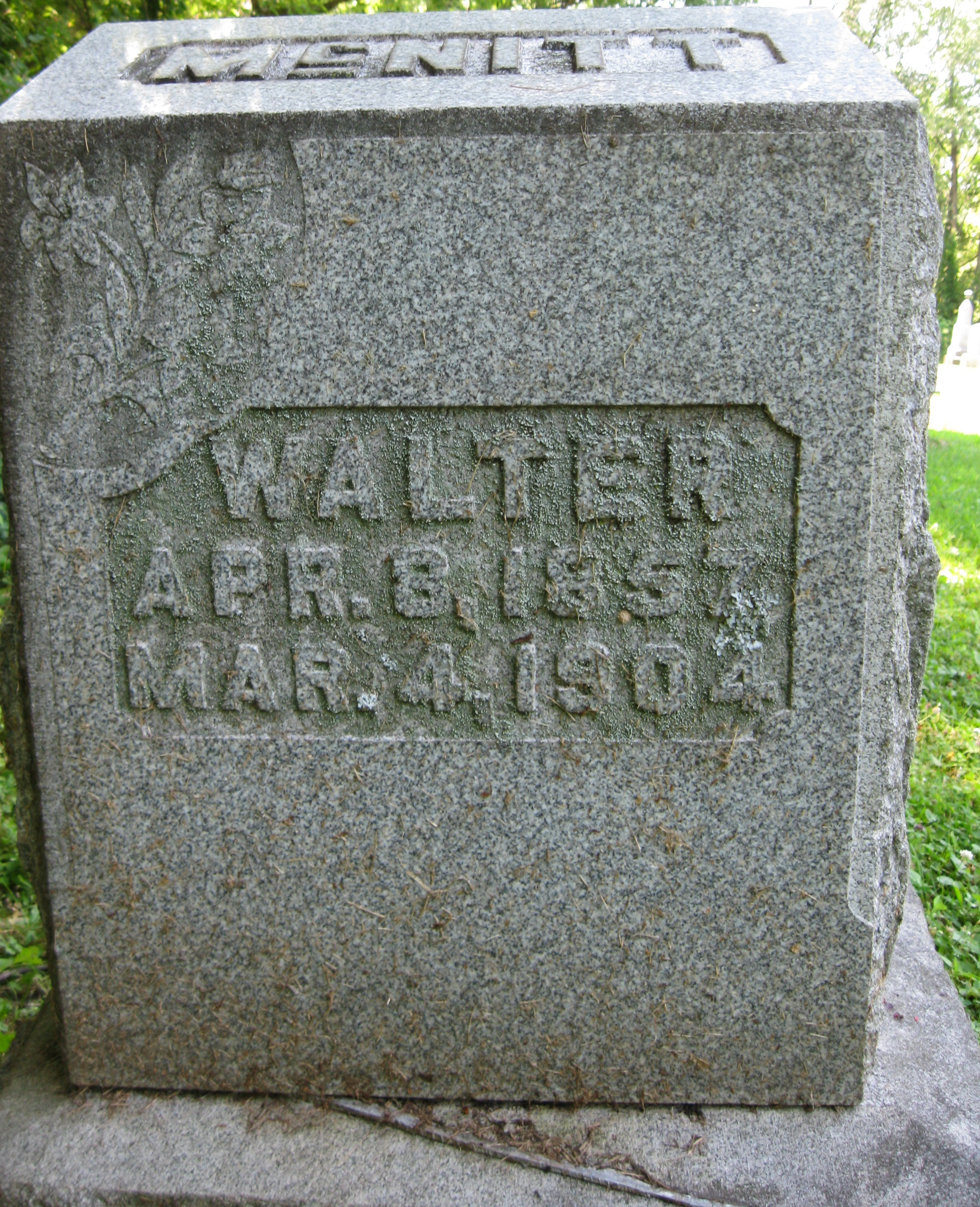 Walter McNitt