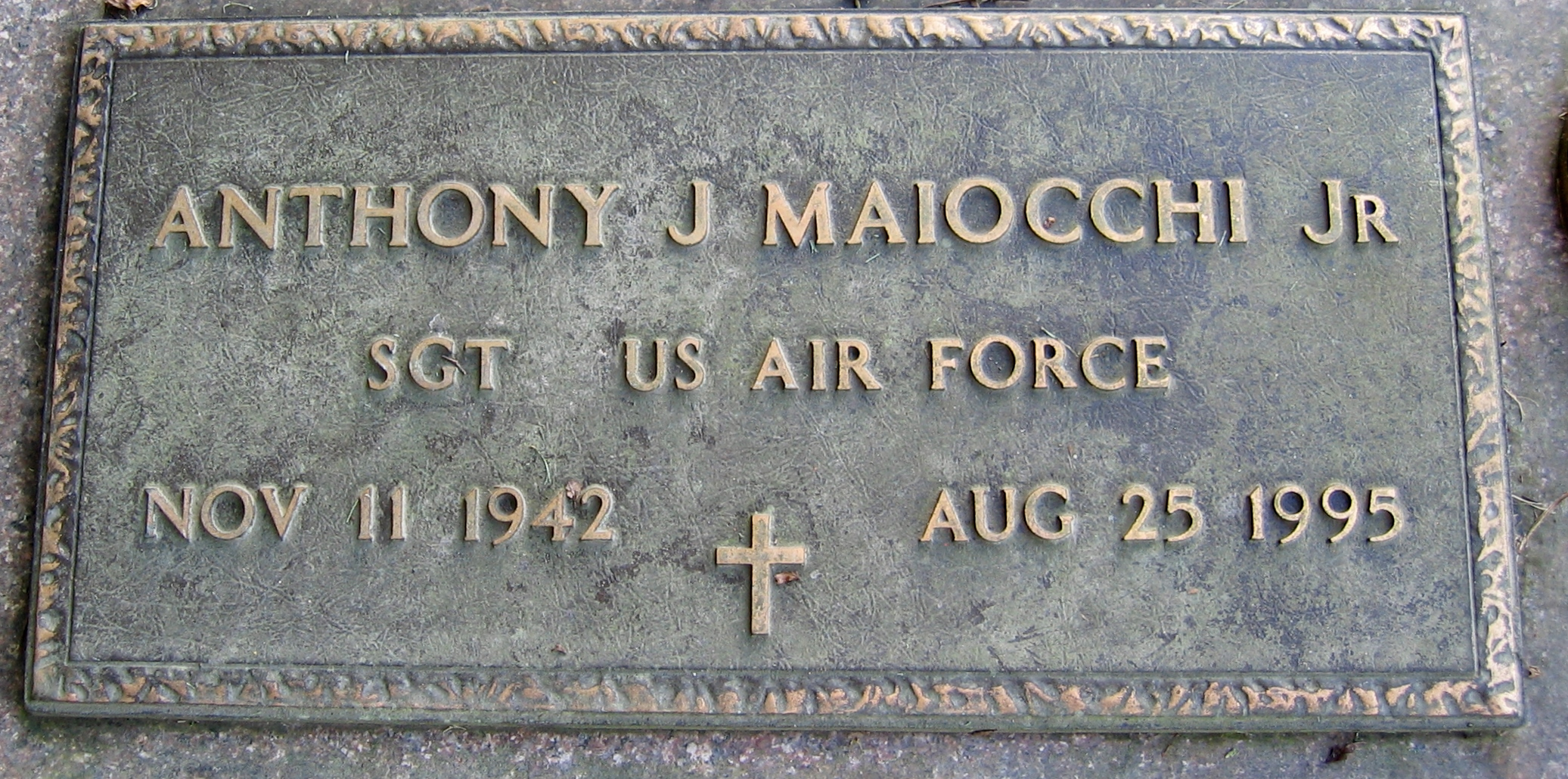 Anthony Joseph Maiocchi, Jr