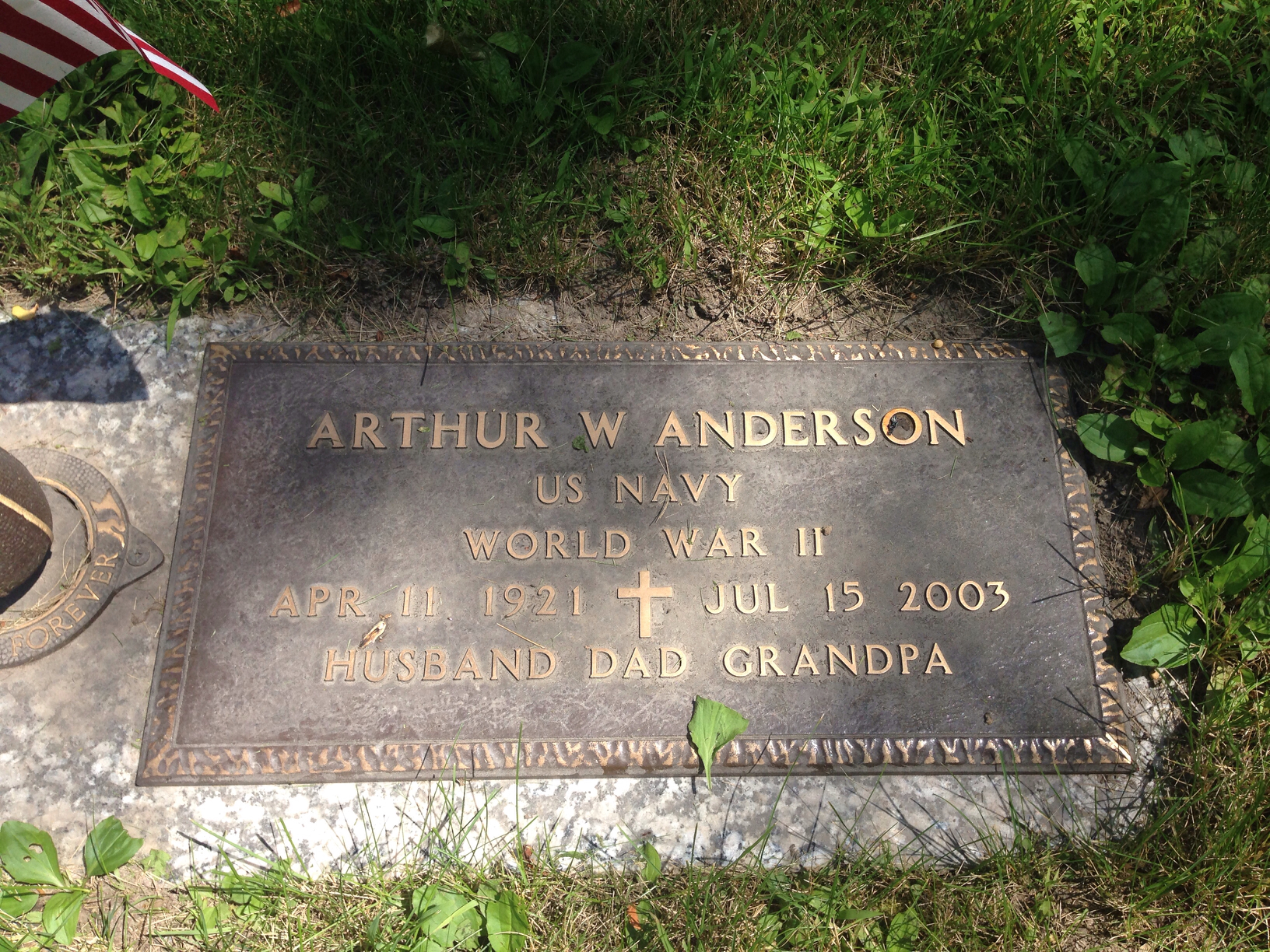Arthur W. Anderson