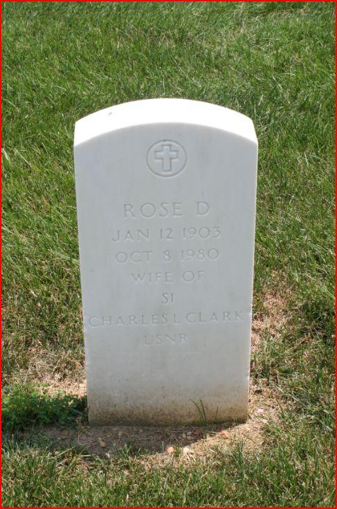 Rosa Drewery <i>Dortch</i> Clark