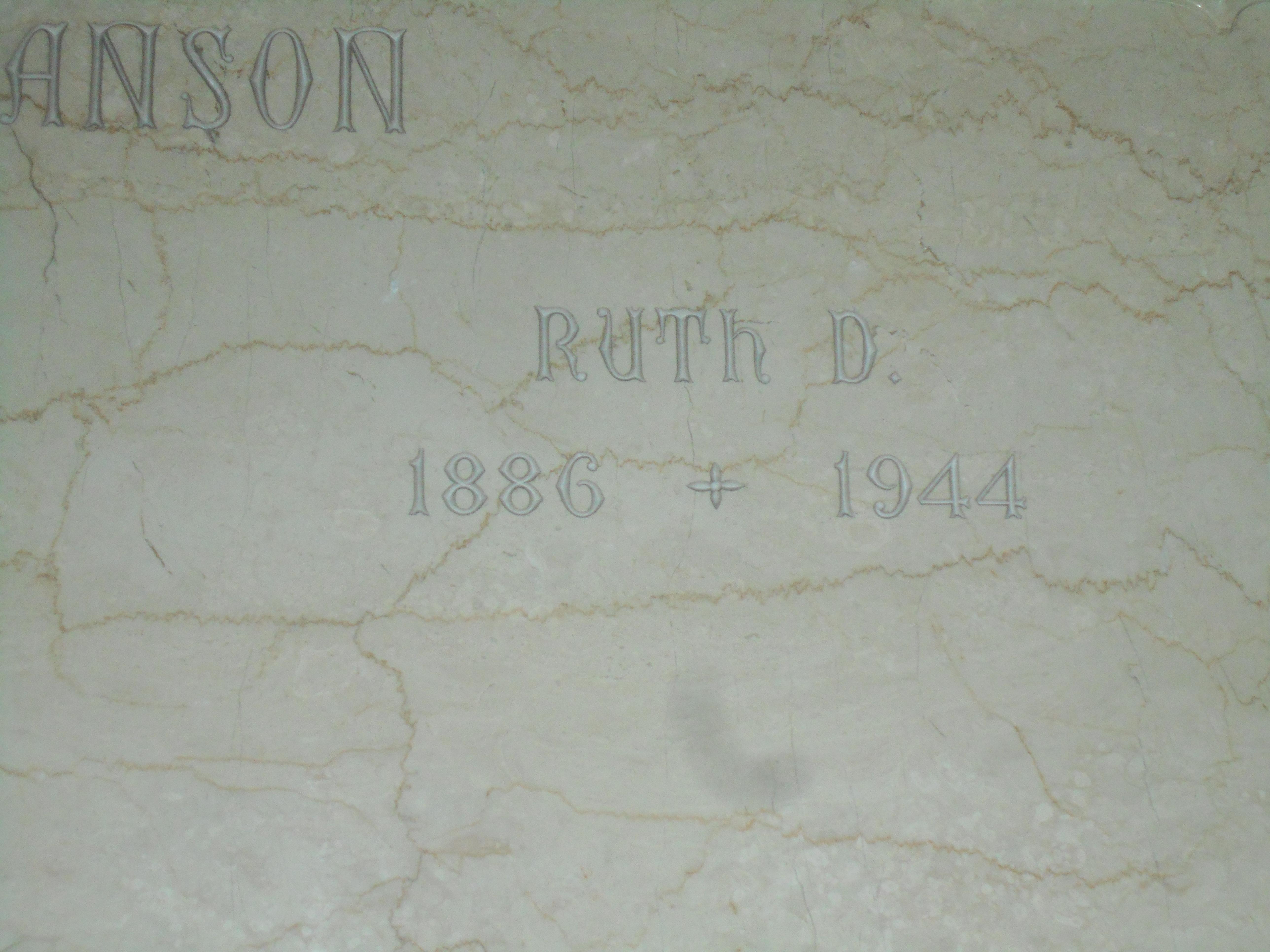 Ruth <i>Donaldson</i> Christianson