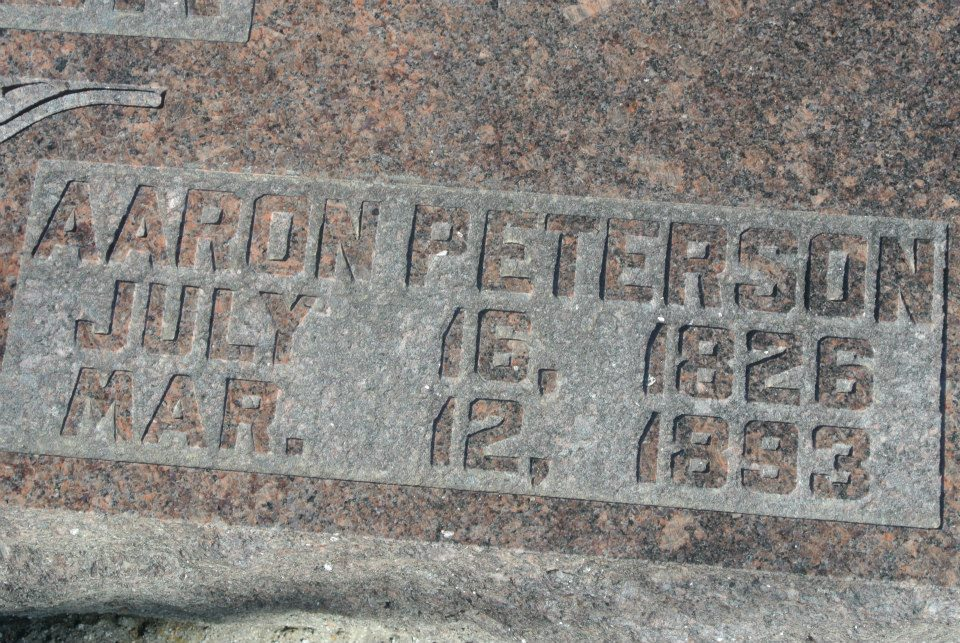 Aaron Peterson Codner
