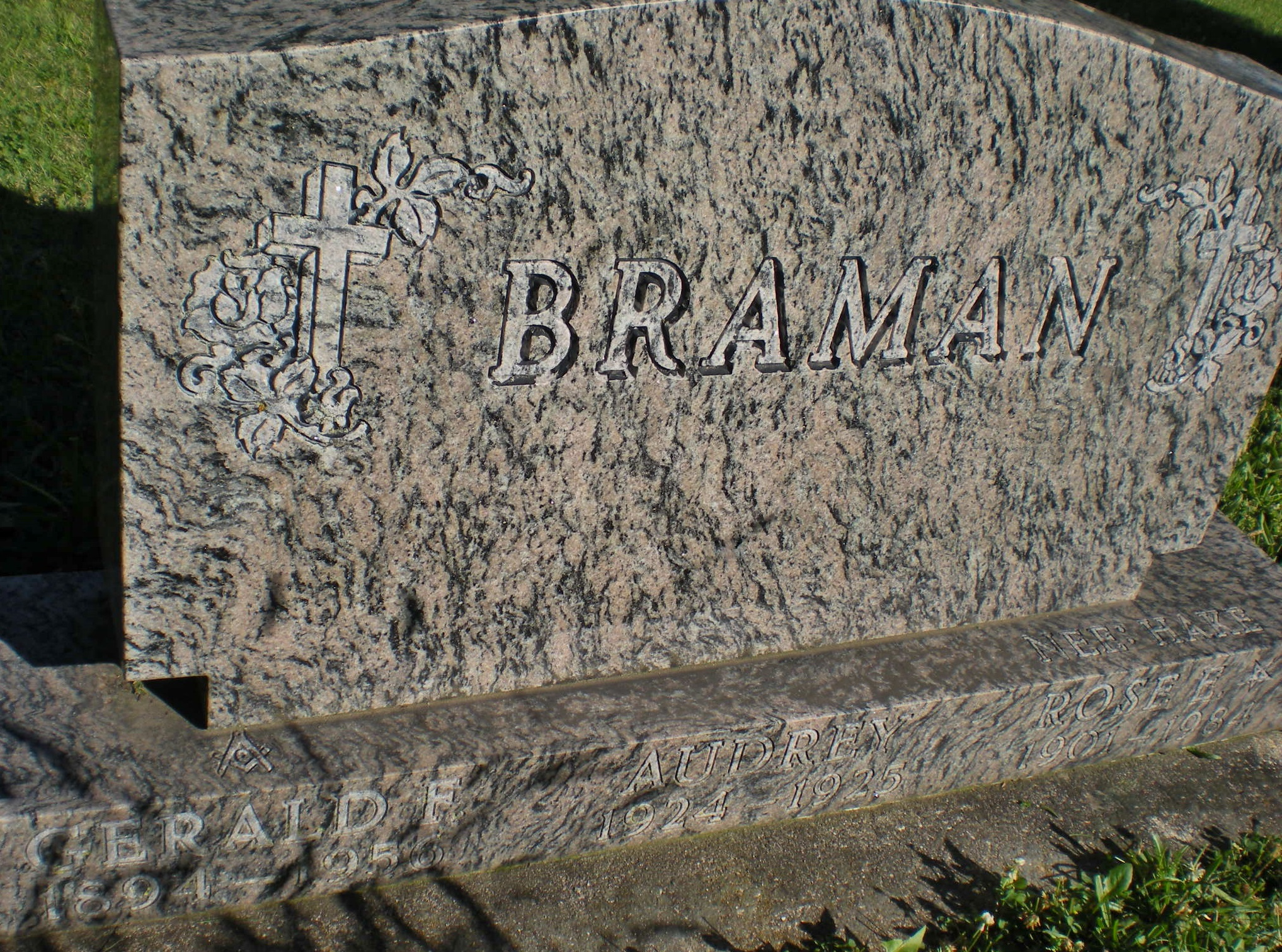 Rose E <i>Hake</i> Braman