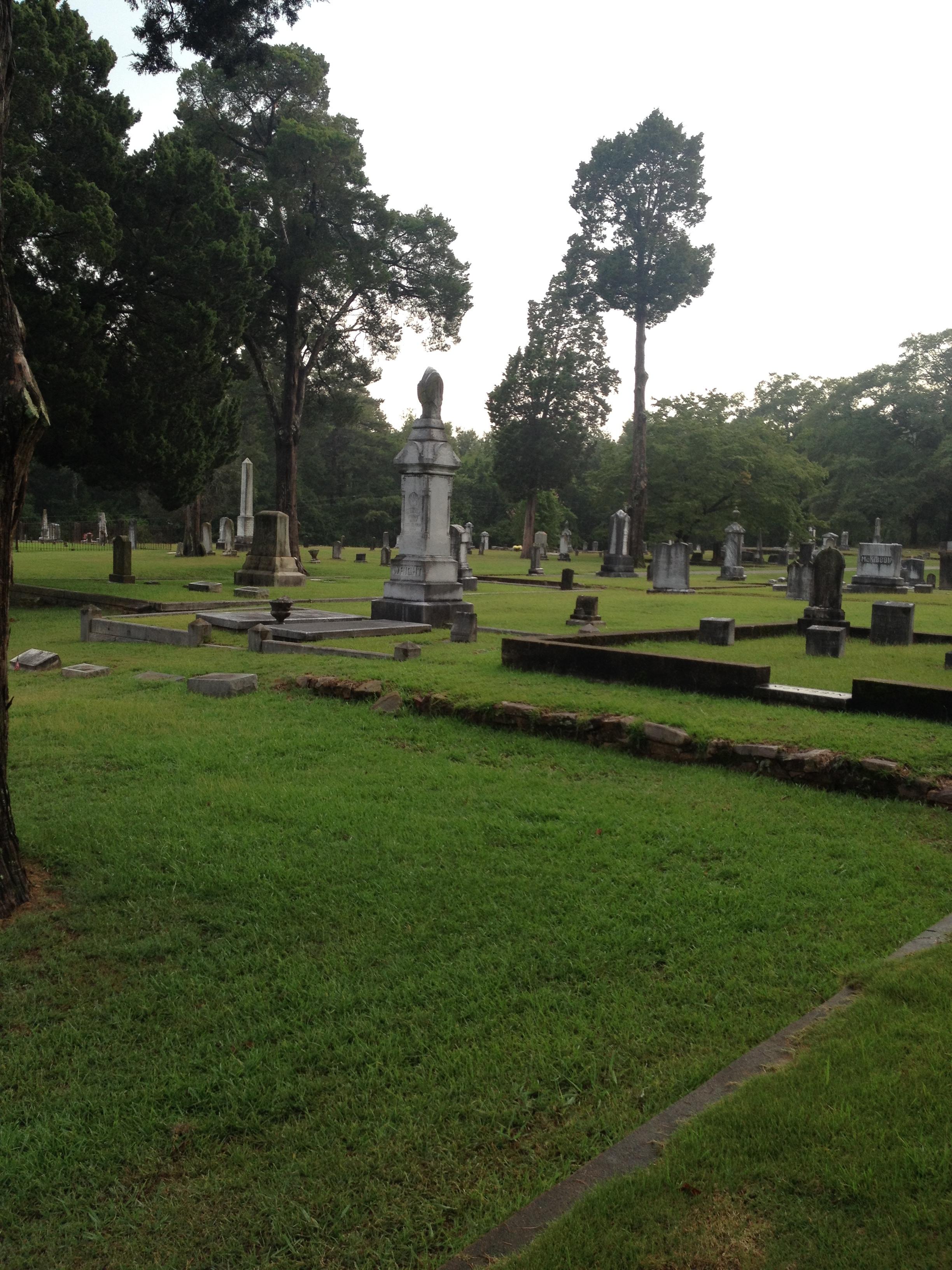 Oxford Memorial Gardens Cemetery