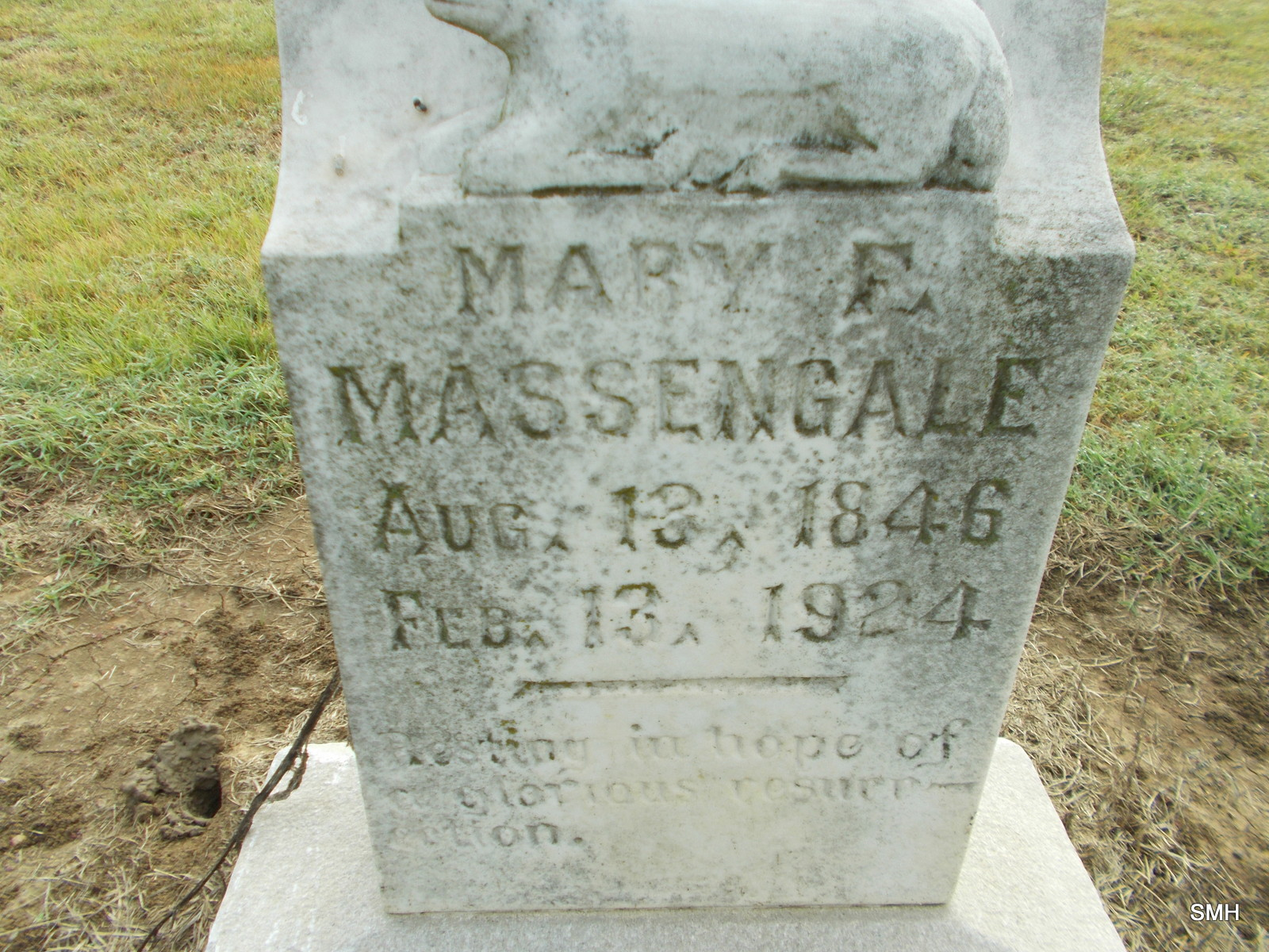 Mary Fletcher Massengale