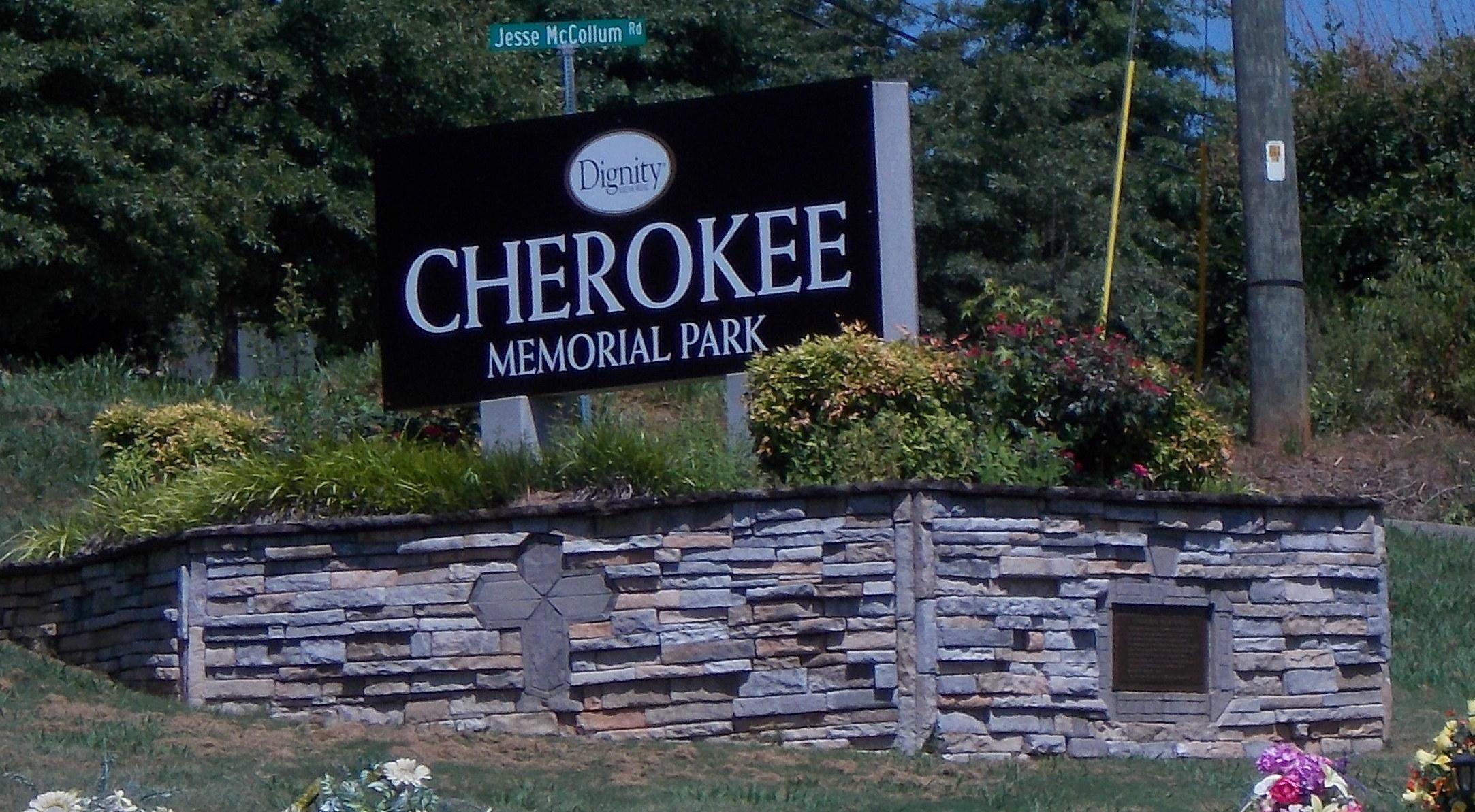 Cherokee Memorial Park
