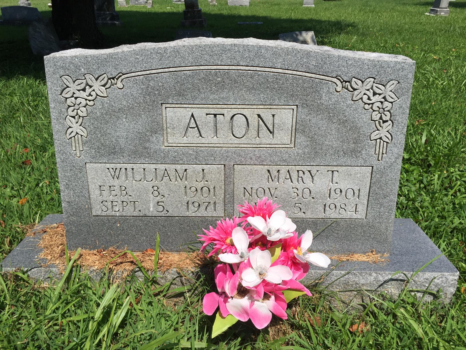William J. Aton
