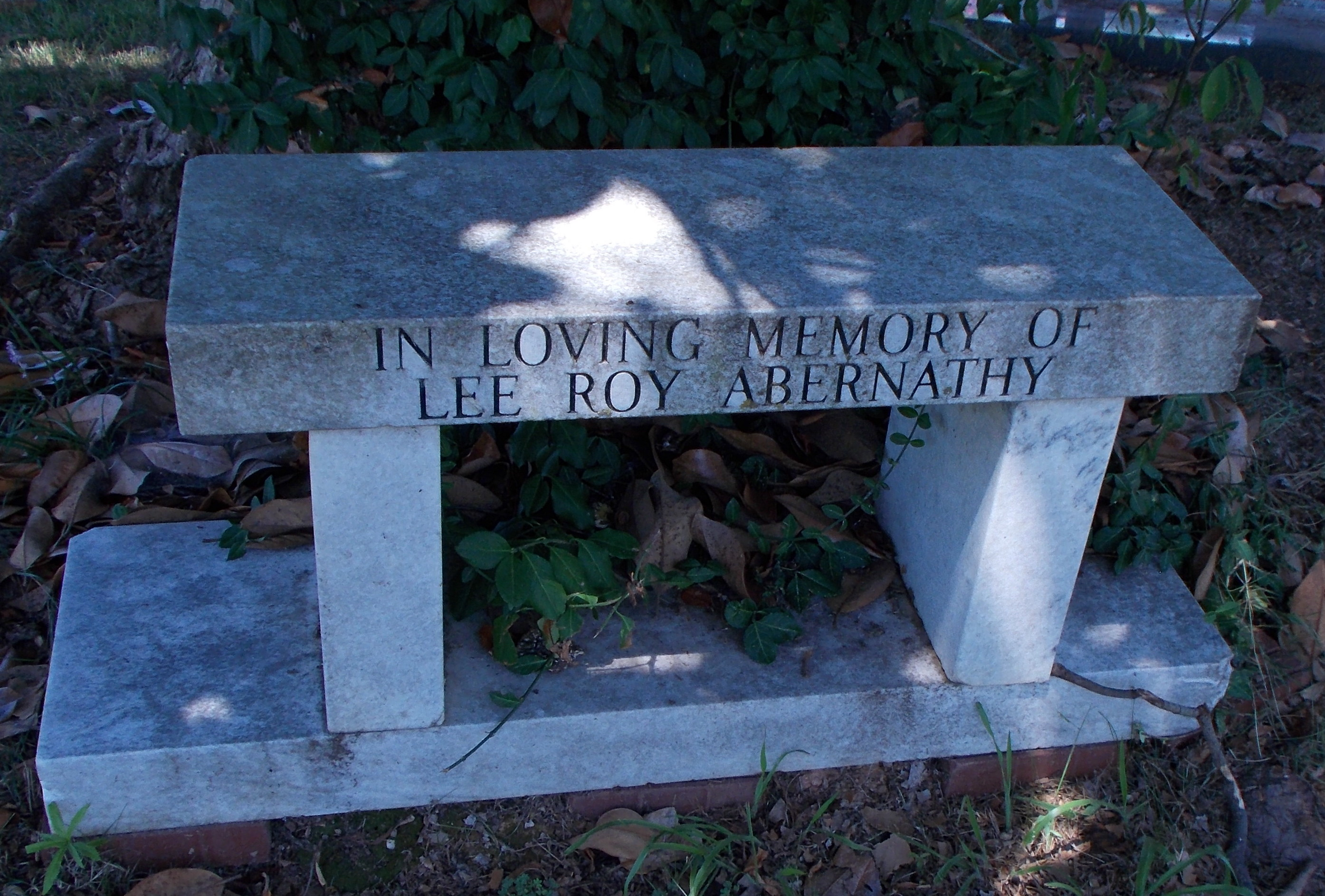 Lee Roy Abernathy