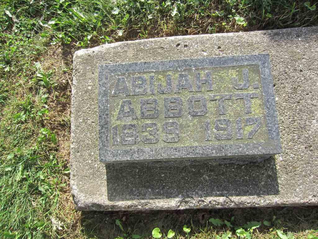 Abijah J Abbott