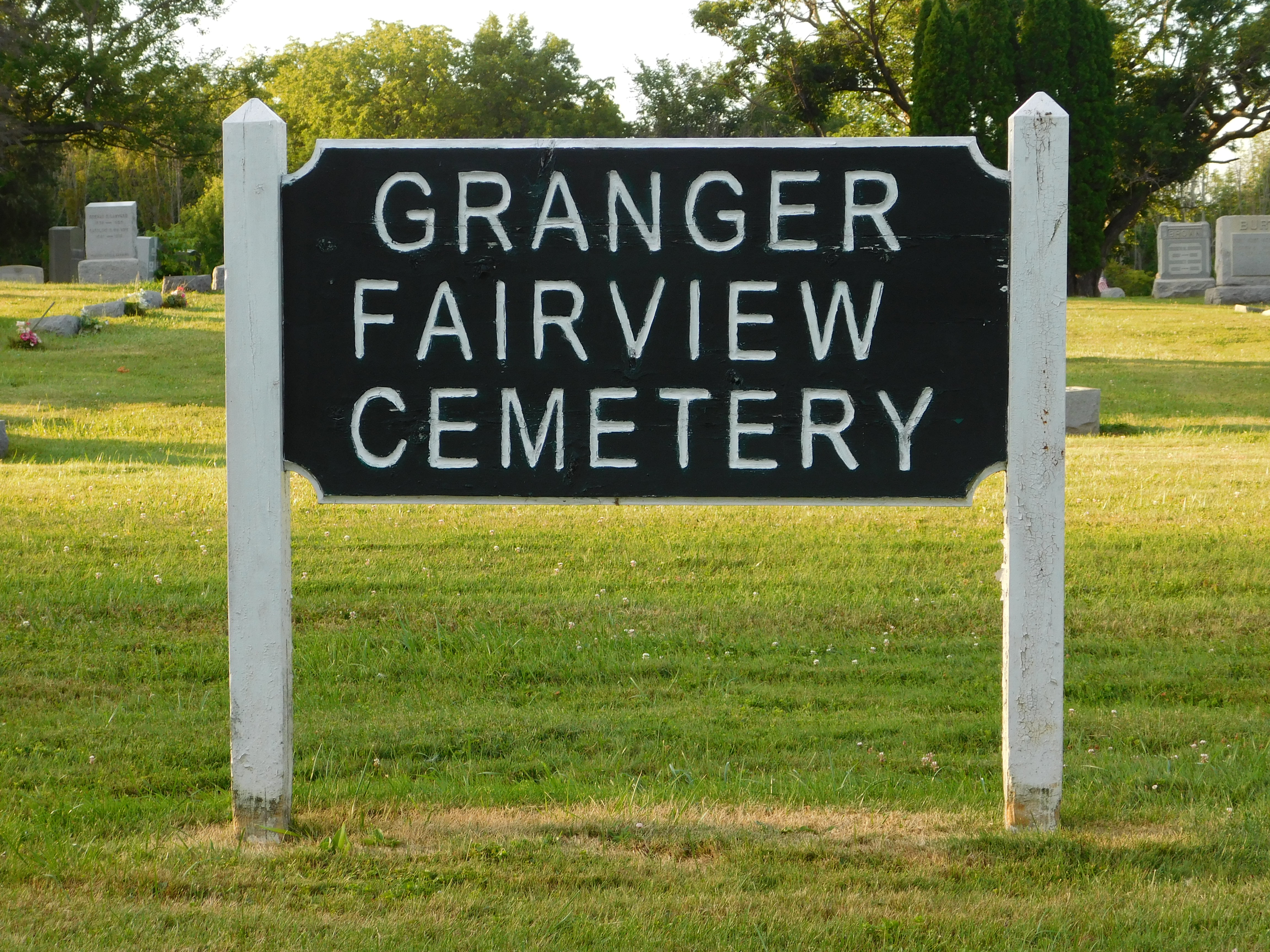 Granger Fairview Cemetery