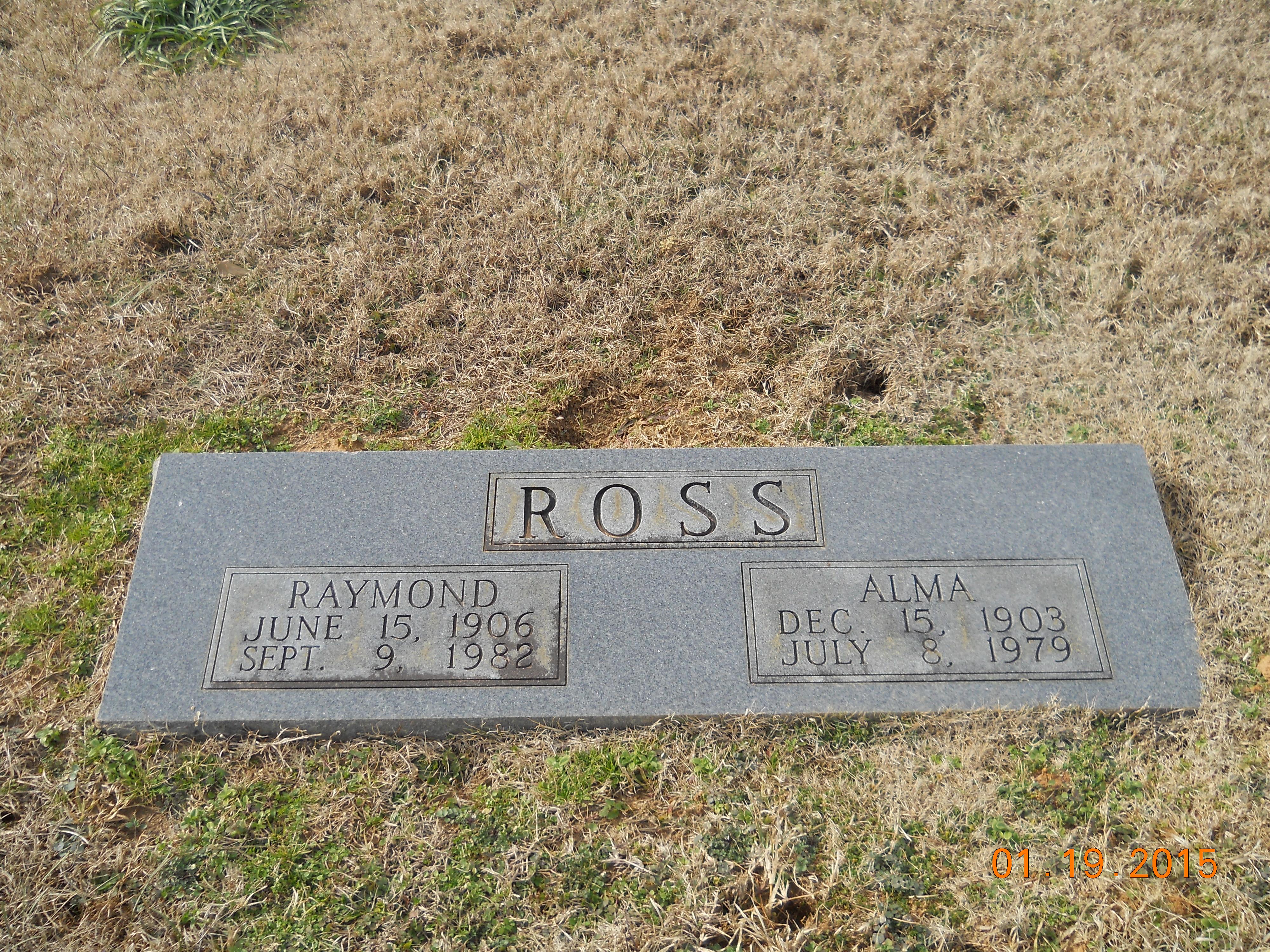 Alma Ross