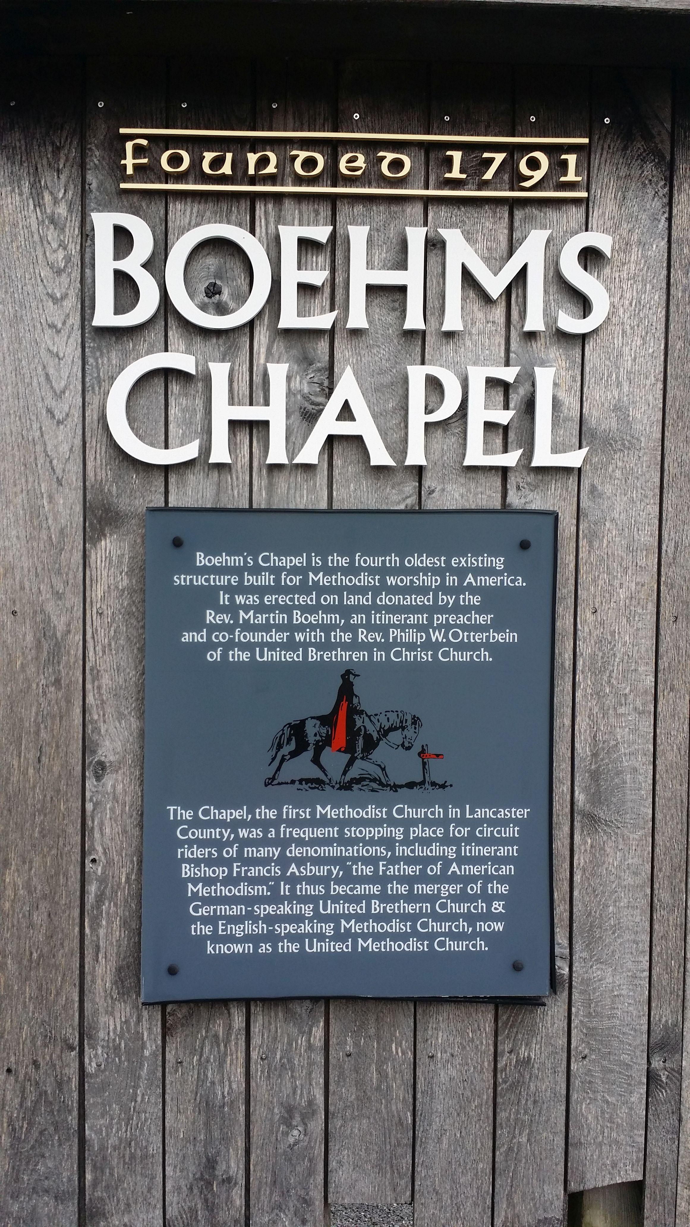 Boehms Chapel Cemetery