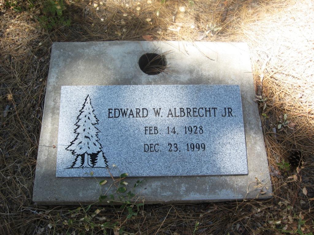 Edward W. Albrecht, Jr