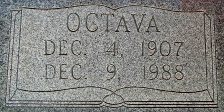 Octava <i>Daugherty</i> Barbee