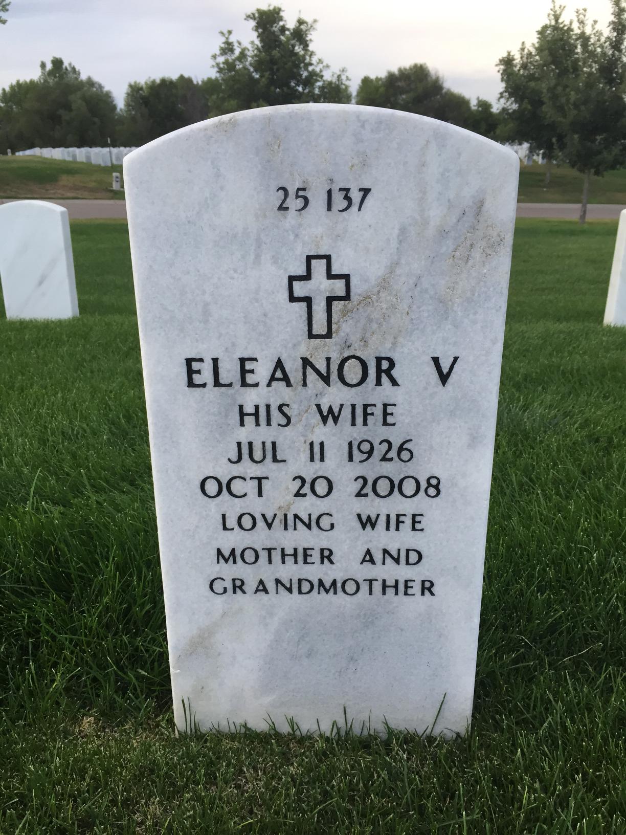 Eleanor Virginia Rogers