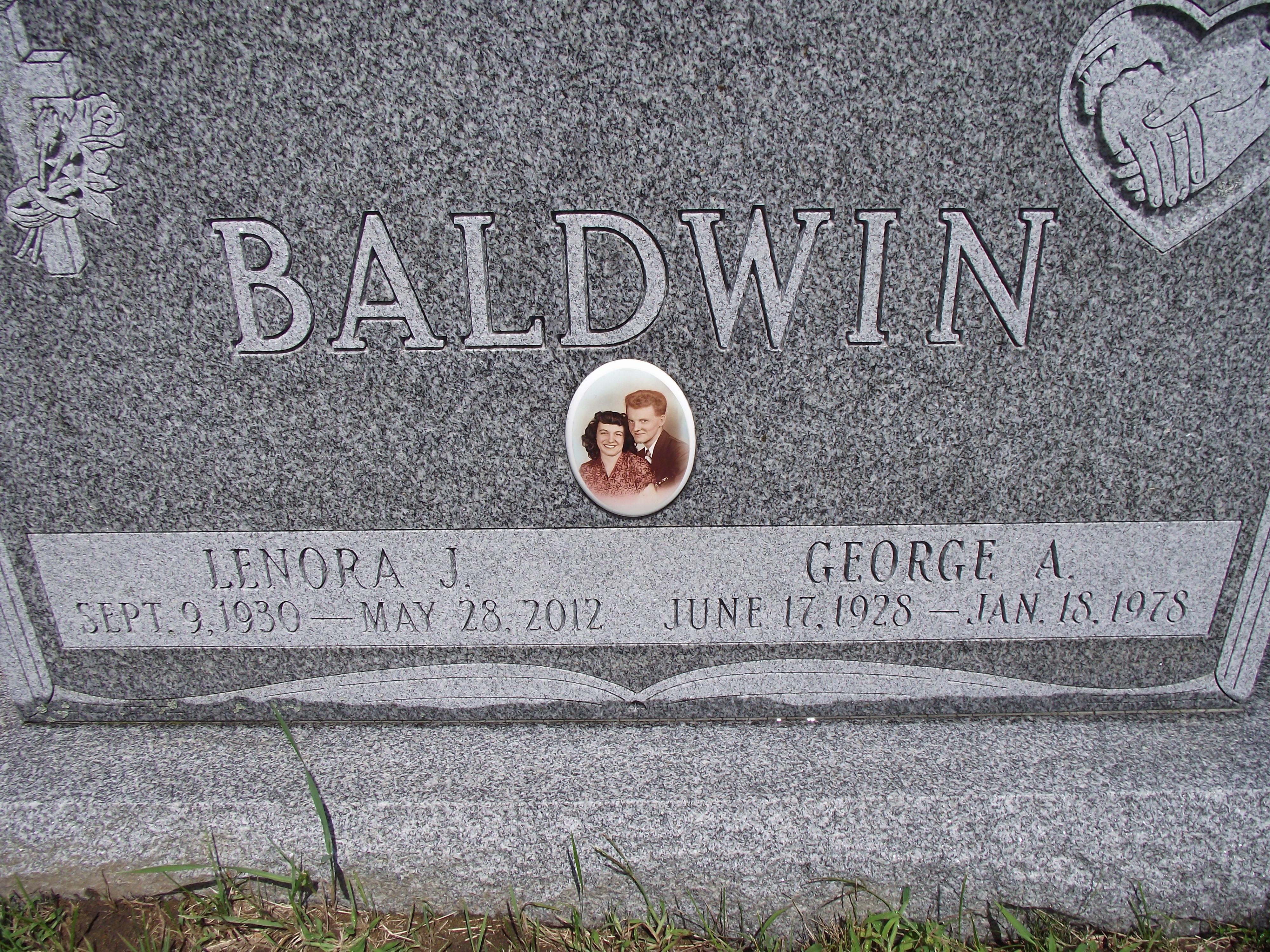 Lenora <i>Steele</i> Baldwin