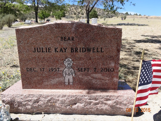 Julie Kay Bear Bridwell