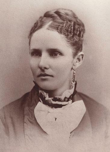 Emma Grace <i>Olmsted</i> Williams