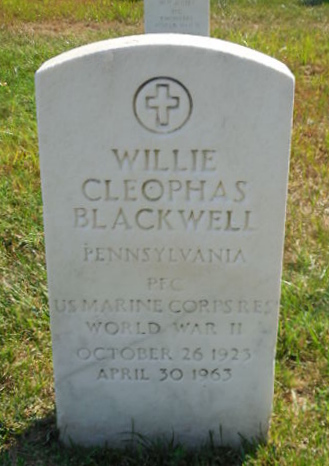 Willie Cleophas Blackwell