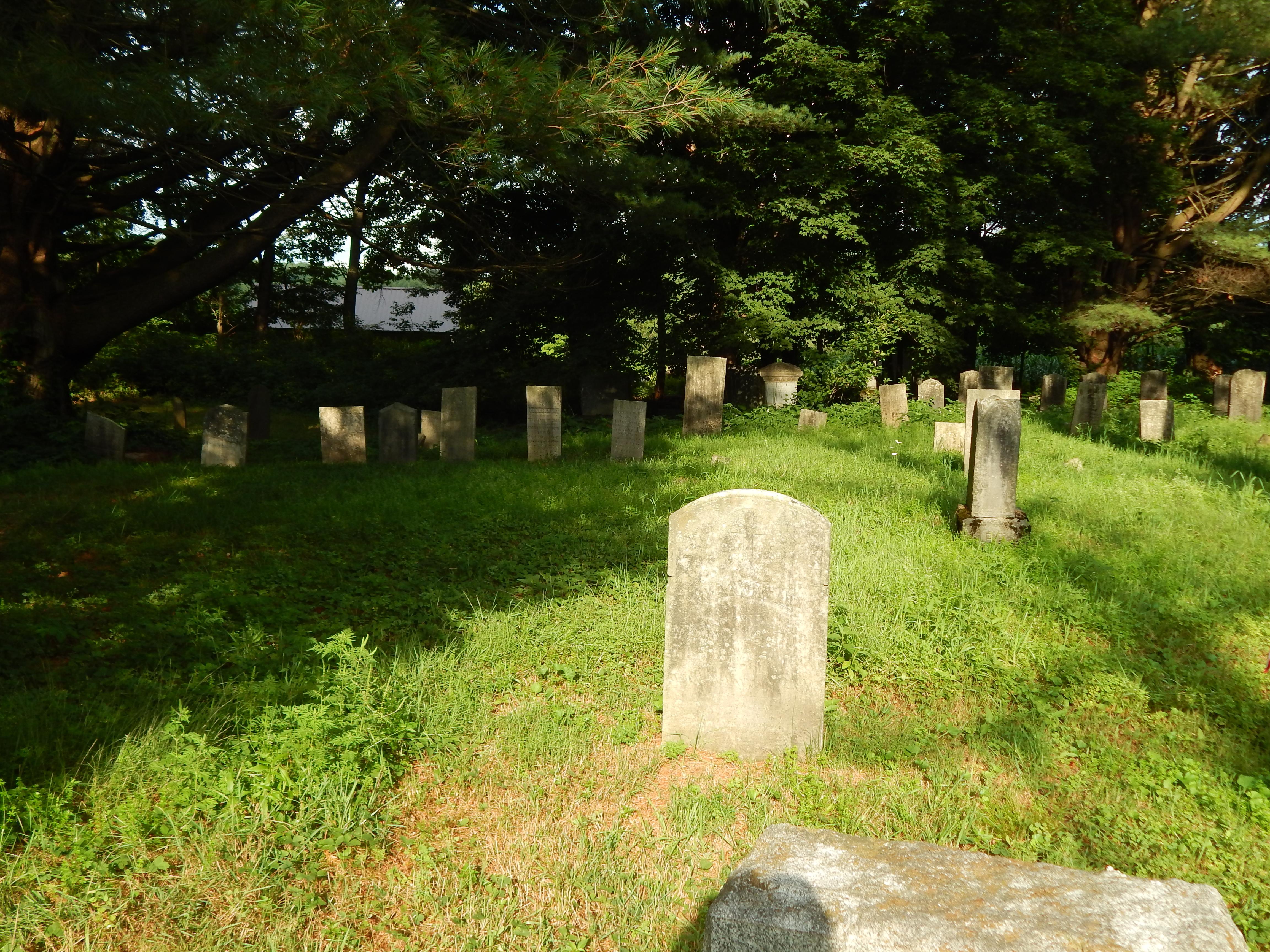 Frenchville Cemetery