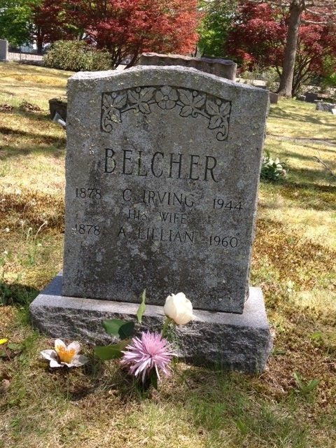 Alice Lillian <i>Smith</i> Belcher