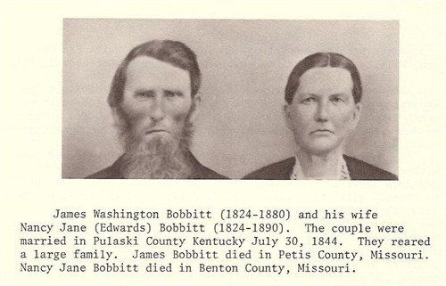James Washington Bobbitt