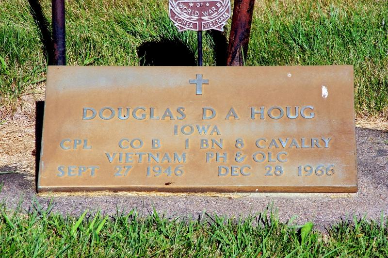 Corp Douglas Duane Houg