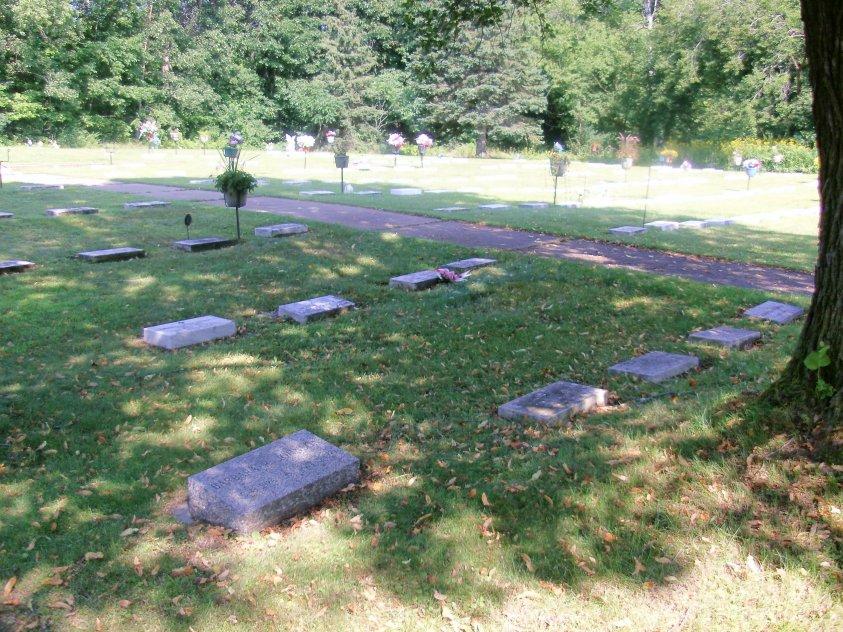 Shell Lake Cemetery