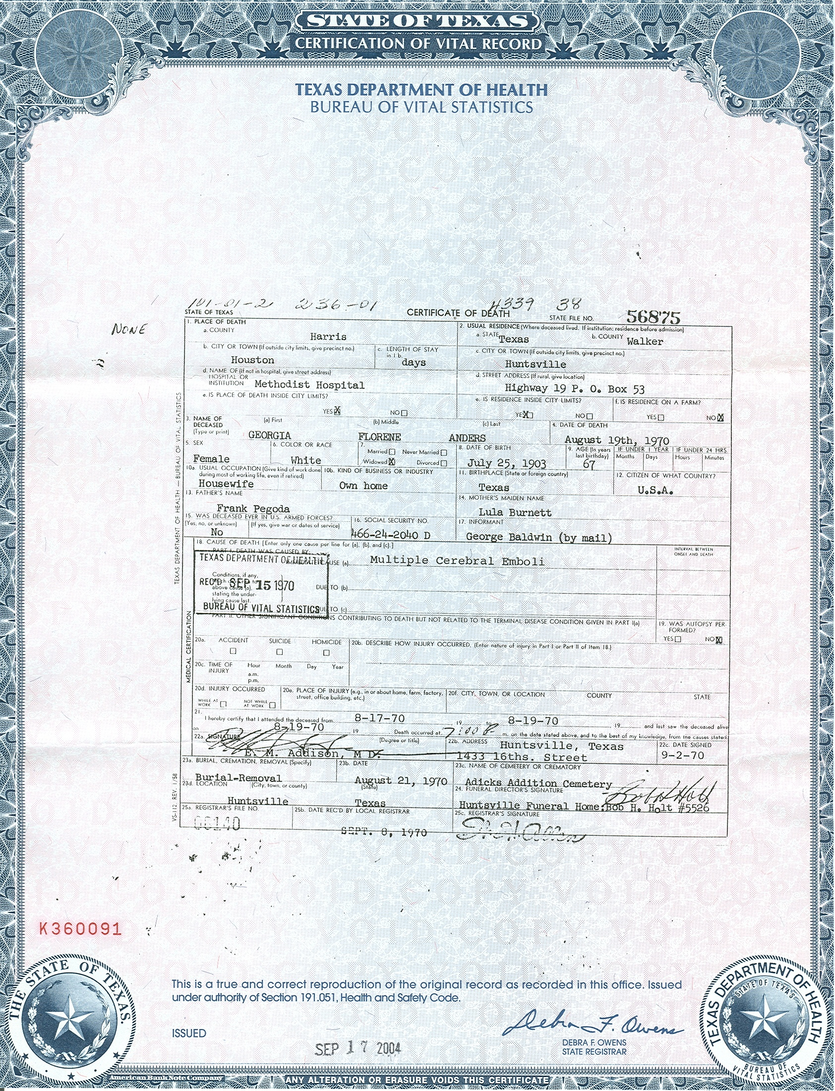 Marriage certificate tarrant county texas